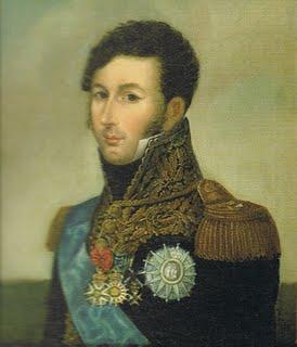 Jean-Toussaint Arrighi de Casanova French soldier and diplomat
