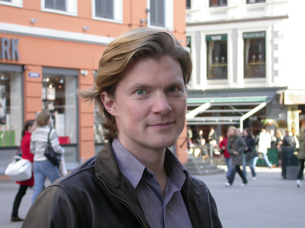 johan norberg globalization thesis
