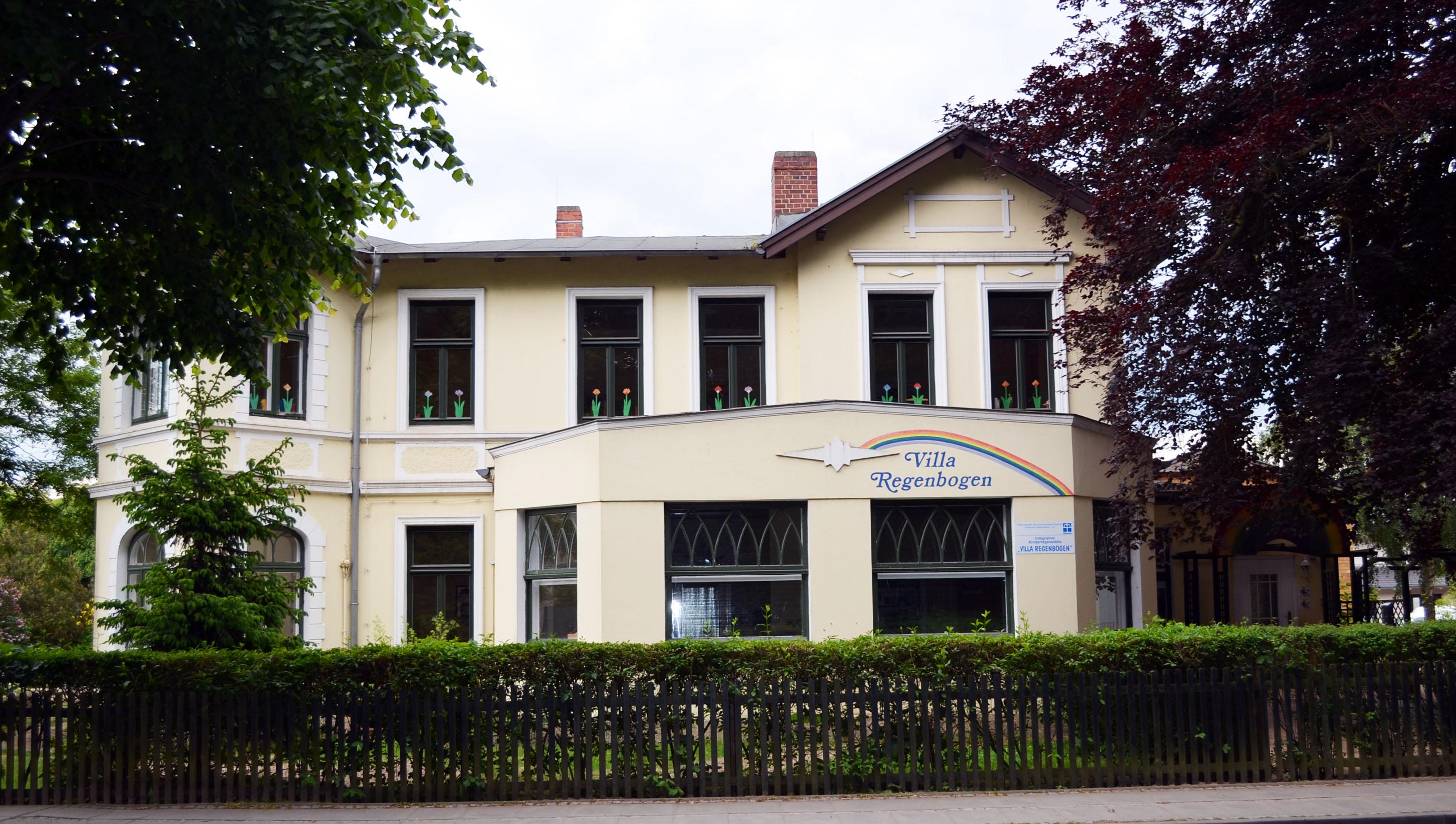 Kindergarten Villa Regenbogen Bad  Ef Bf Bdberkingen