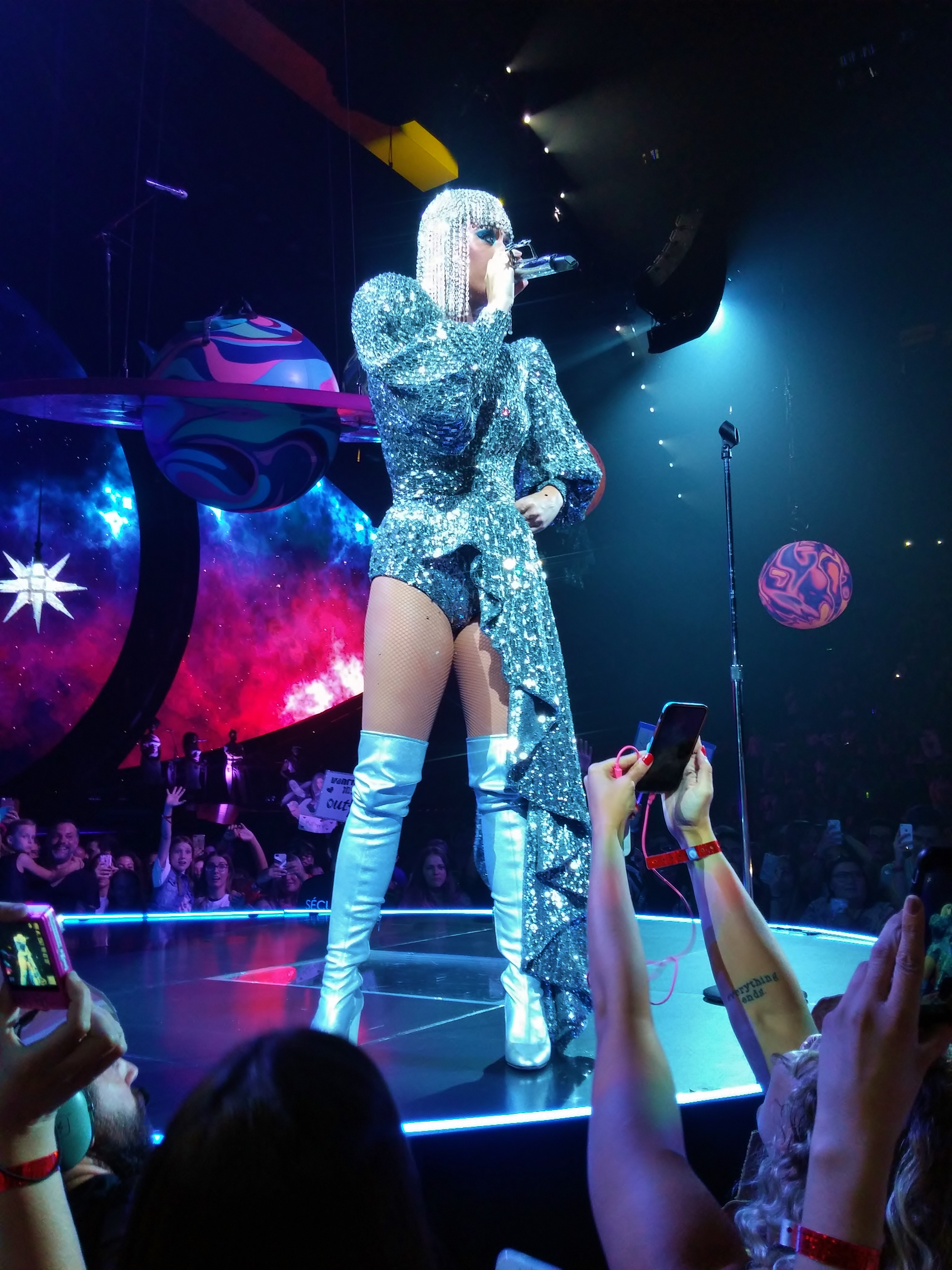 Katy Perry South Africa Tour