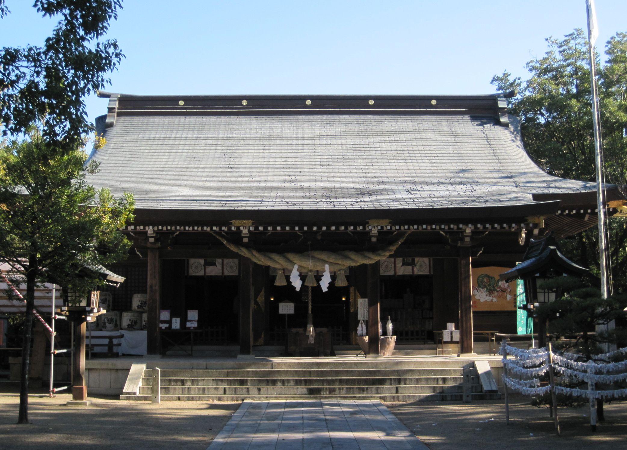 菊池神社 (菊池市)