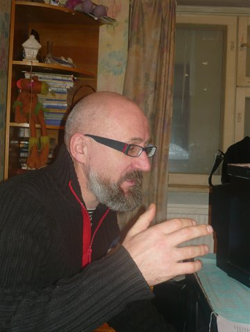 Image of Oleg Kulik from Wikidata