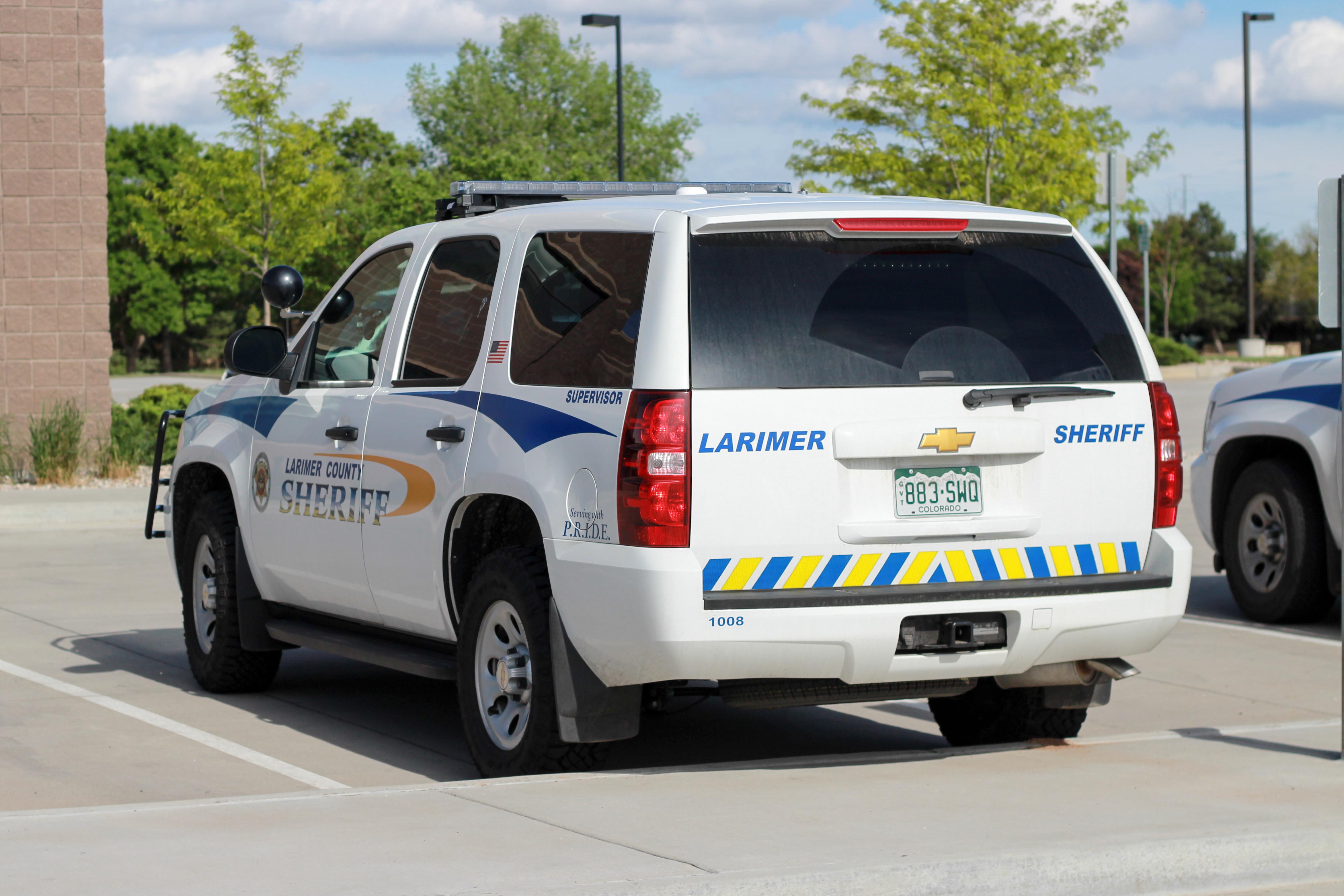 File:Larimer Sheriff- 2014 Chevrolet Tahoe (17874874928) jpg