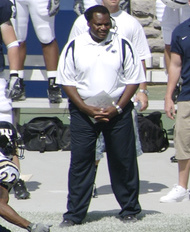 Larry Johnson (American football coach) American football coach