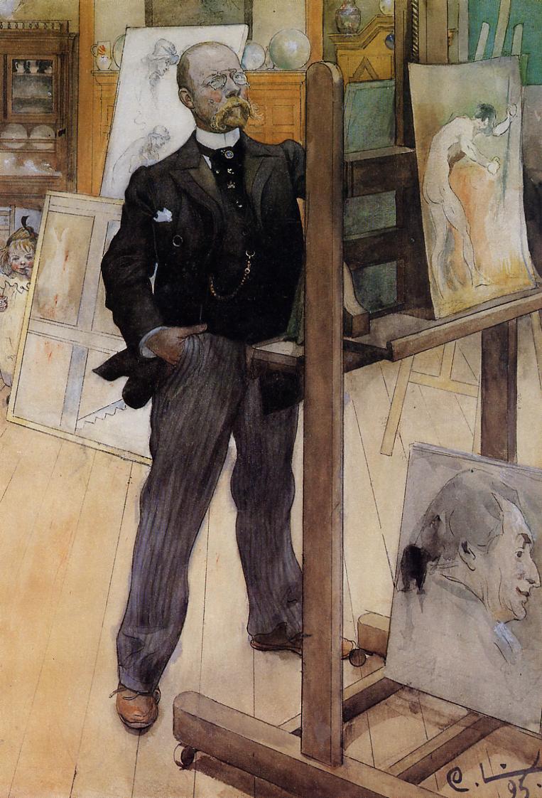Carl Larsson - Wikipedia
