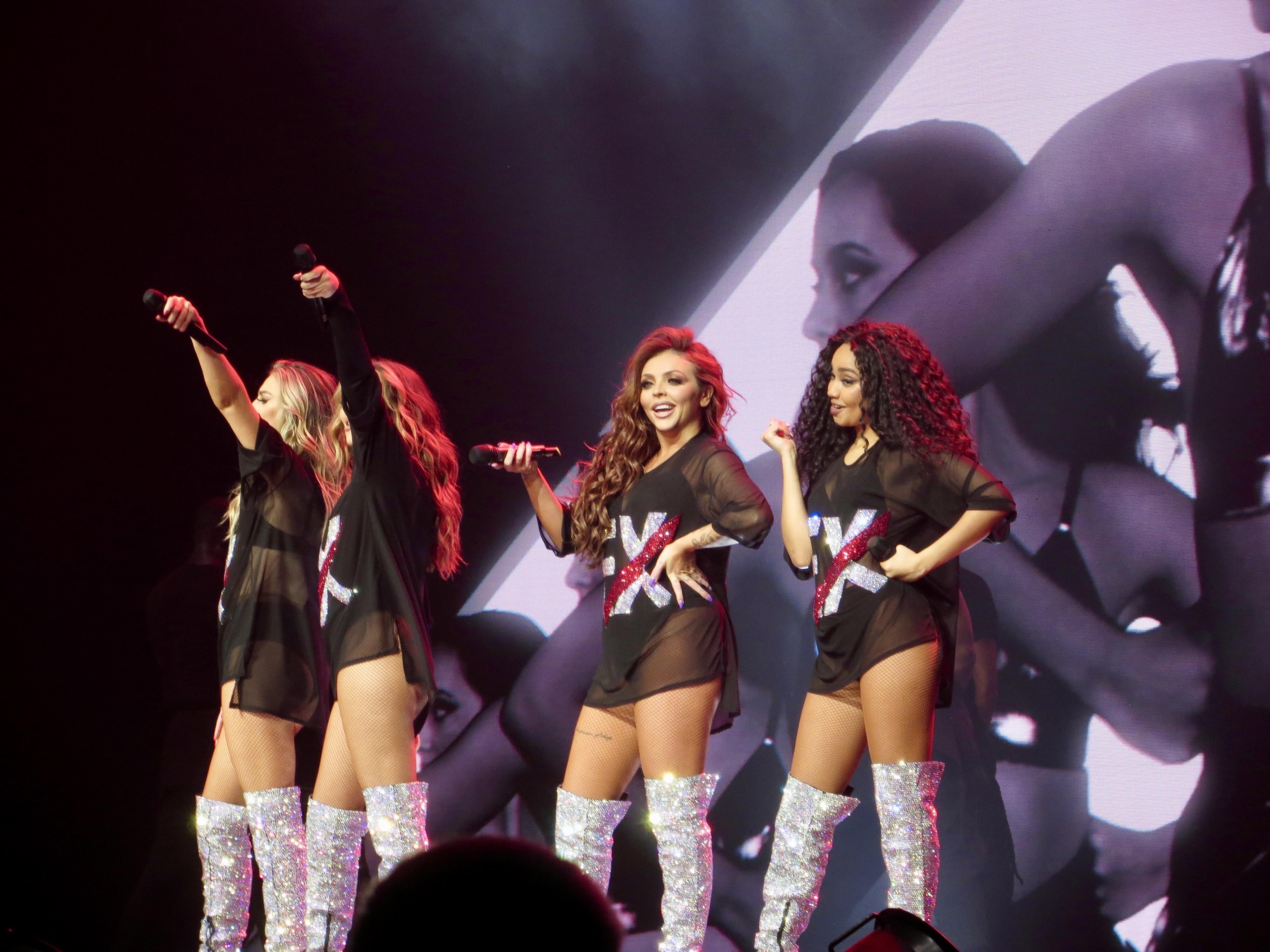 Discografia De Little Mix Wikipedia A Enciclopedia Livre