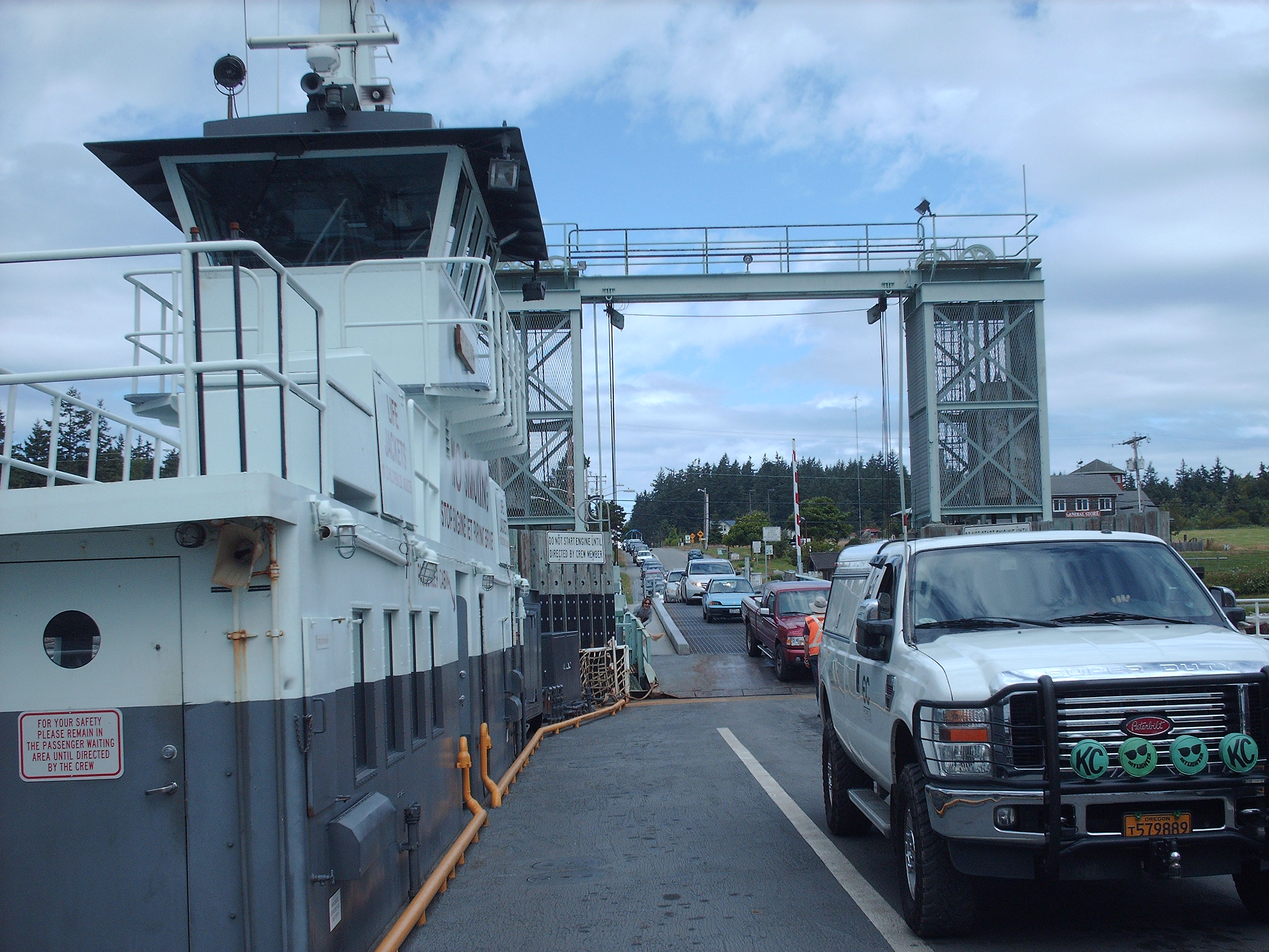 Guemes Island Ferry Schedule