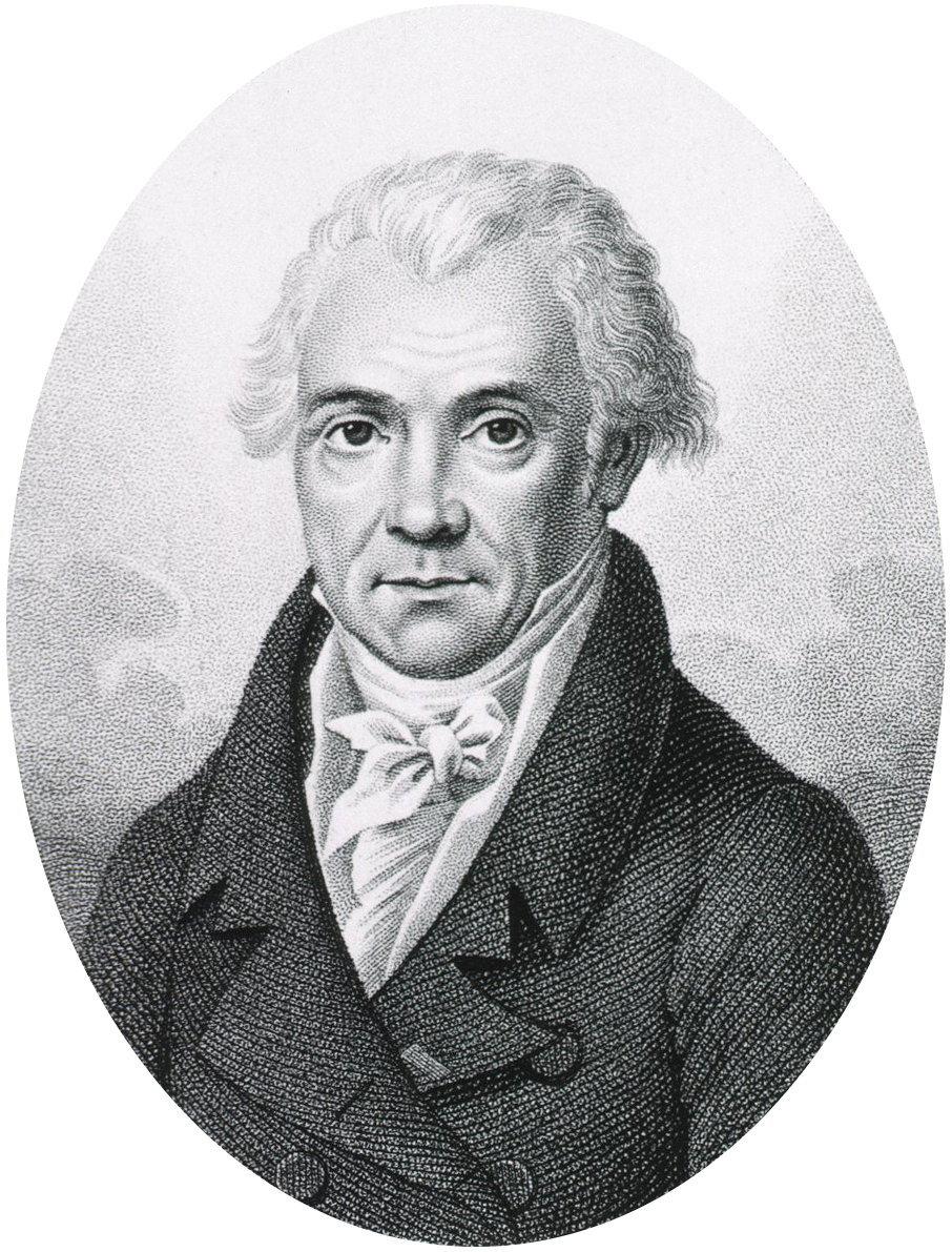Depiction of Louis Nicolas Vauquelin