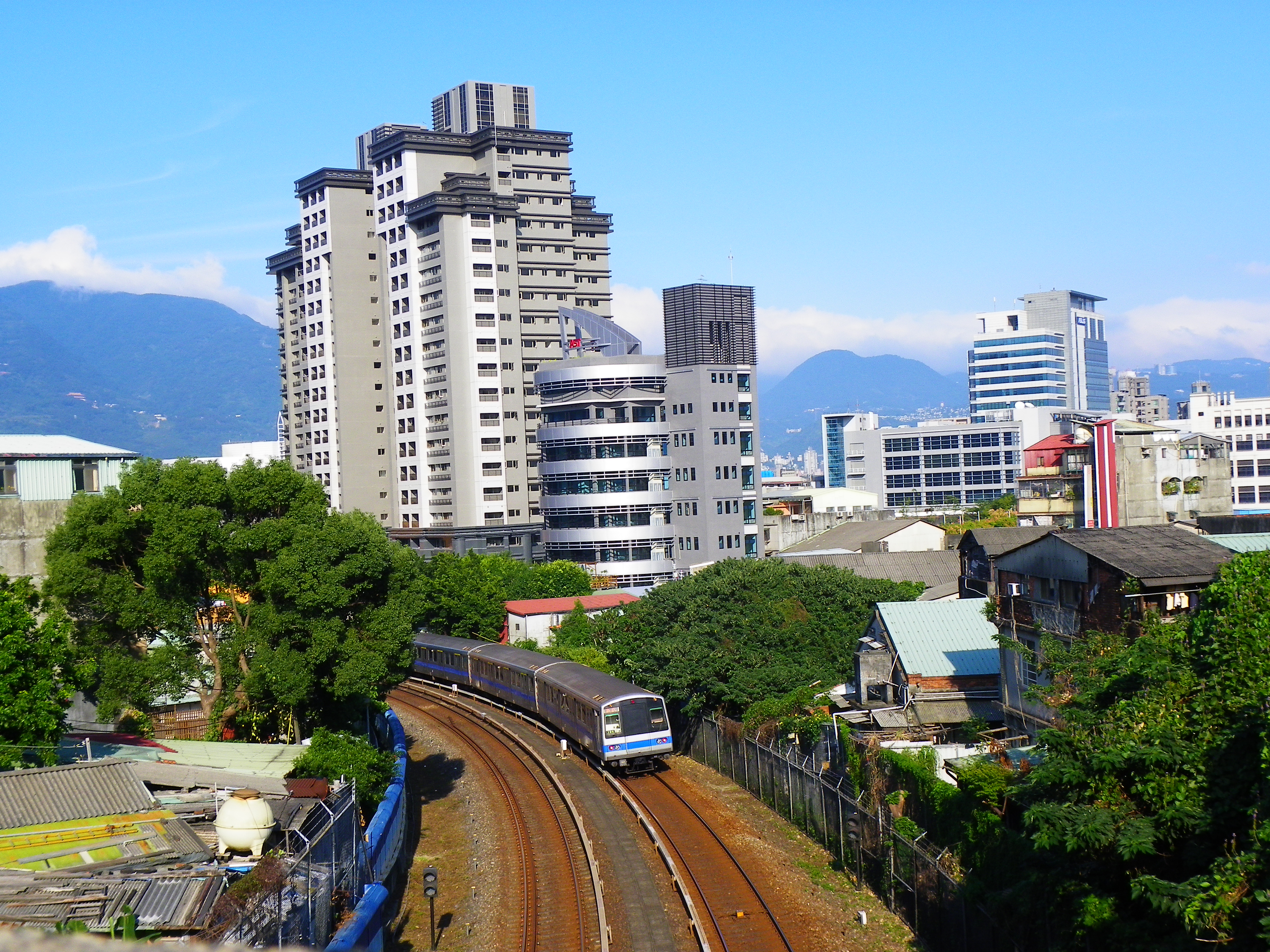 Mrt Train Line