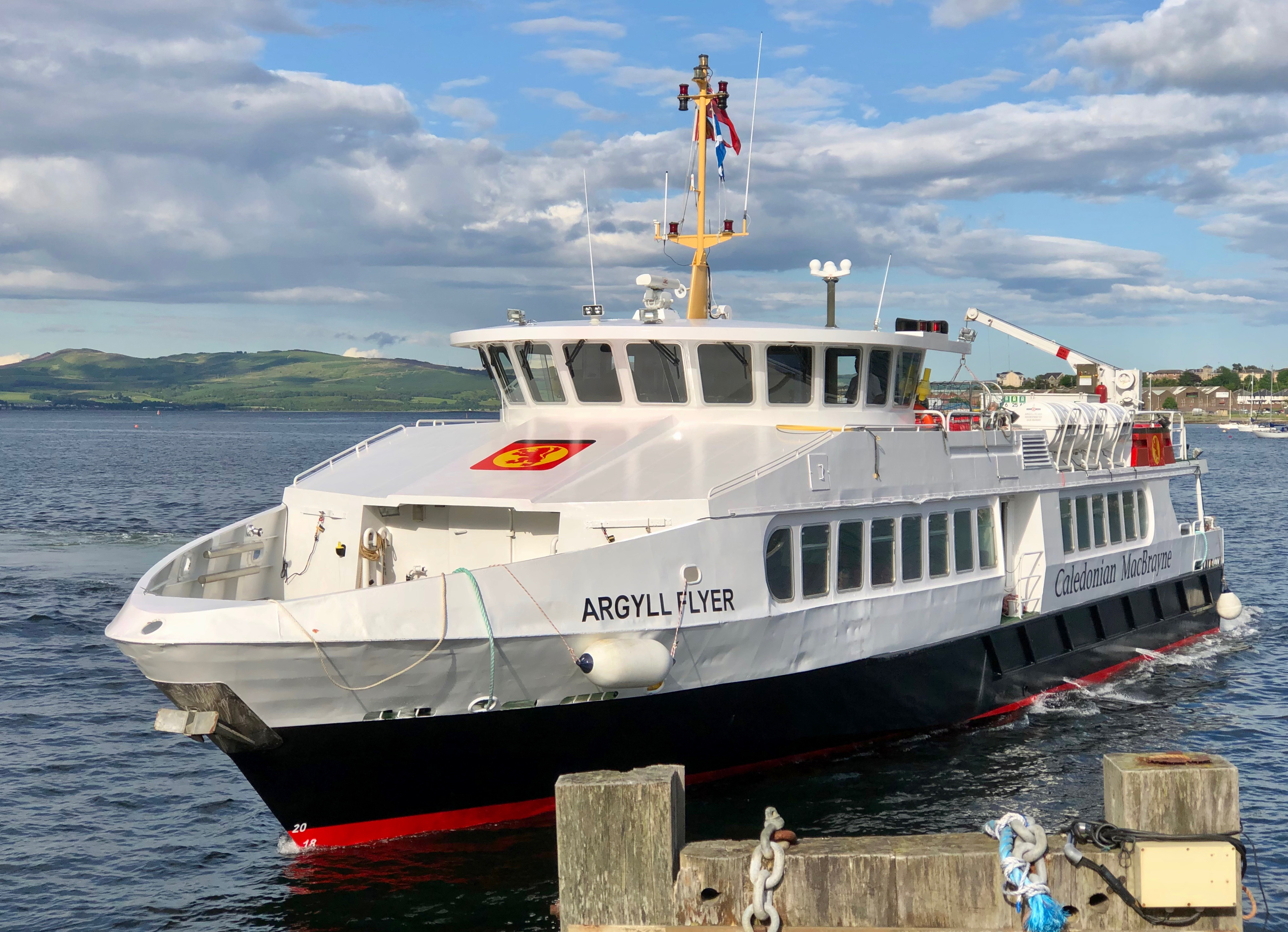 MV Argyll Flyer - Wikipedia