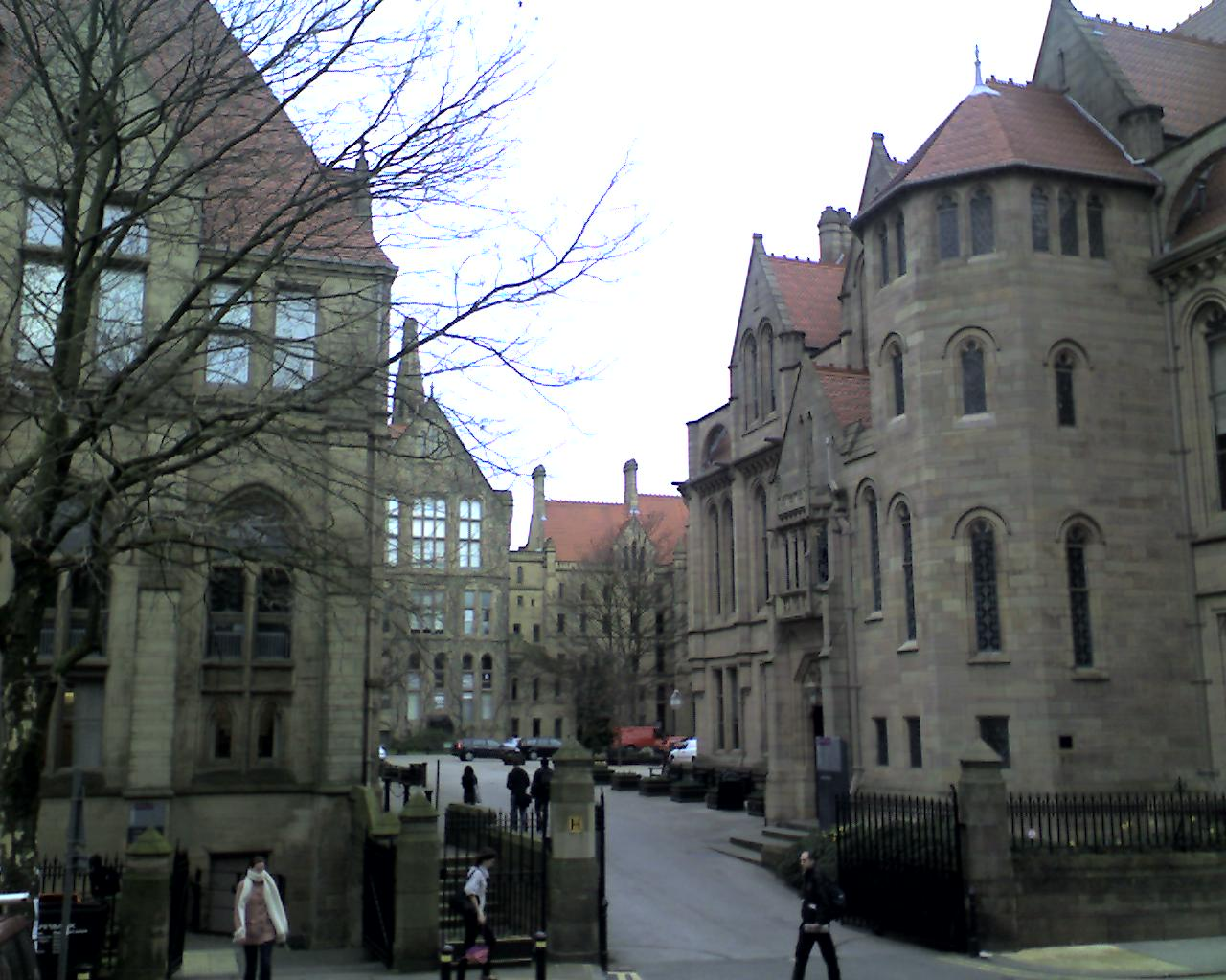 image of Victoria University of Manchester