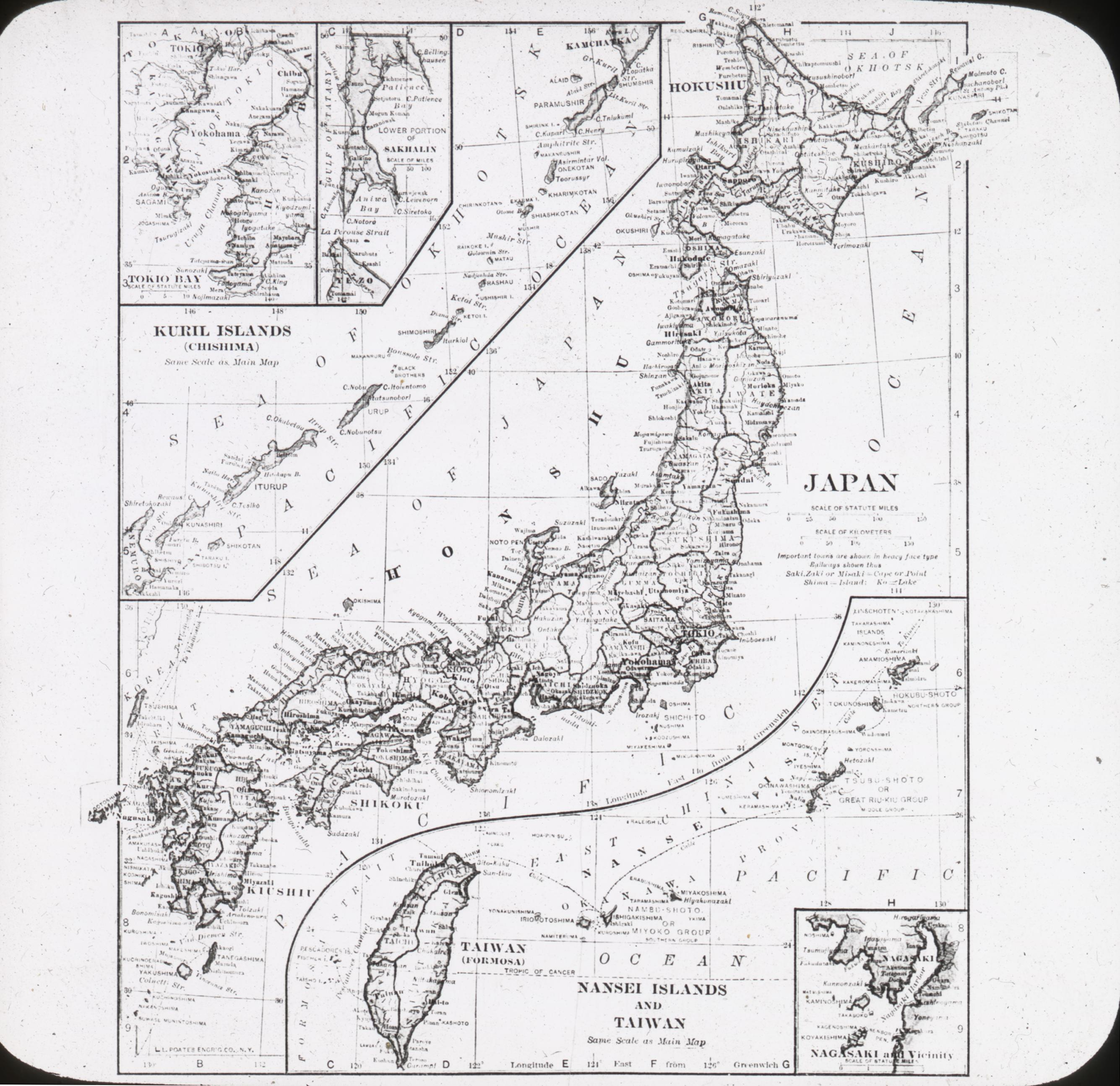FileMap Of Japan From Historic Lecture Bookletjpg Wikimedia - Map japan united states