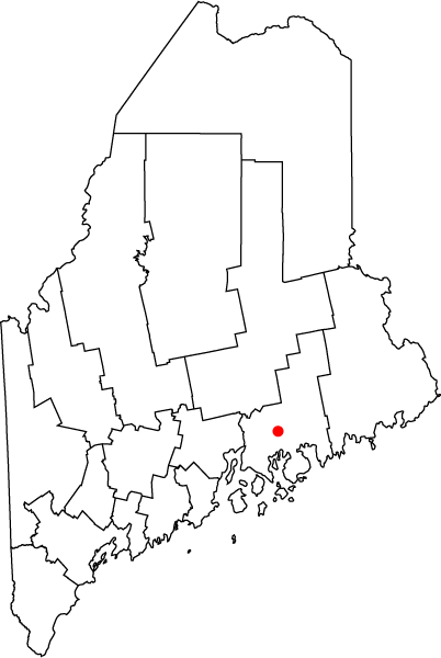 File Map Of Maine Highlighting Ellsworth Png Wikimedia Commons