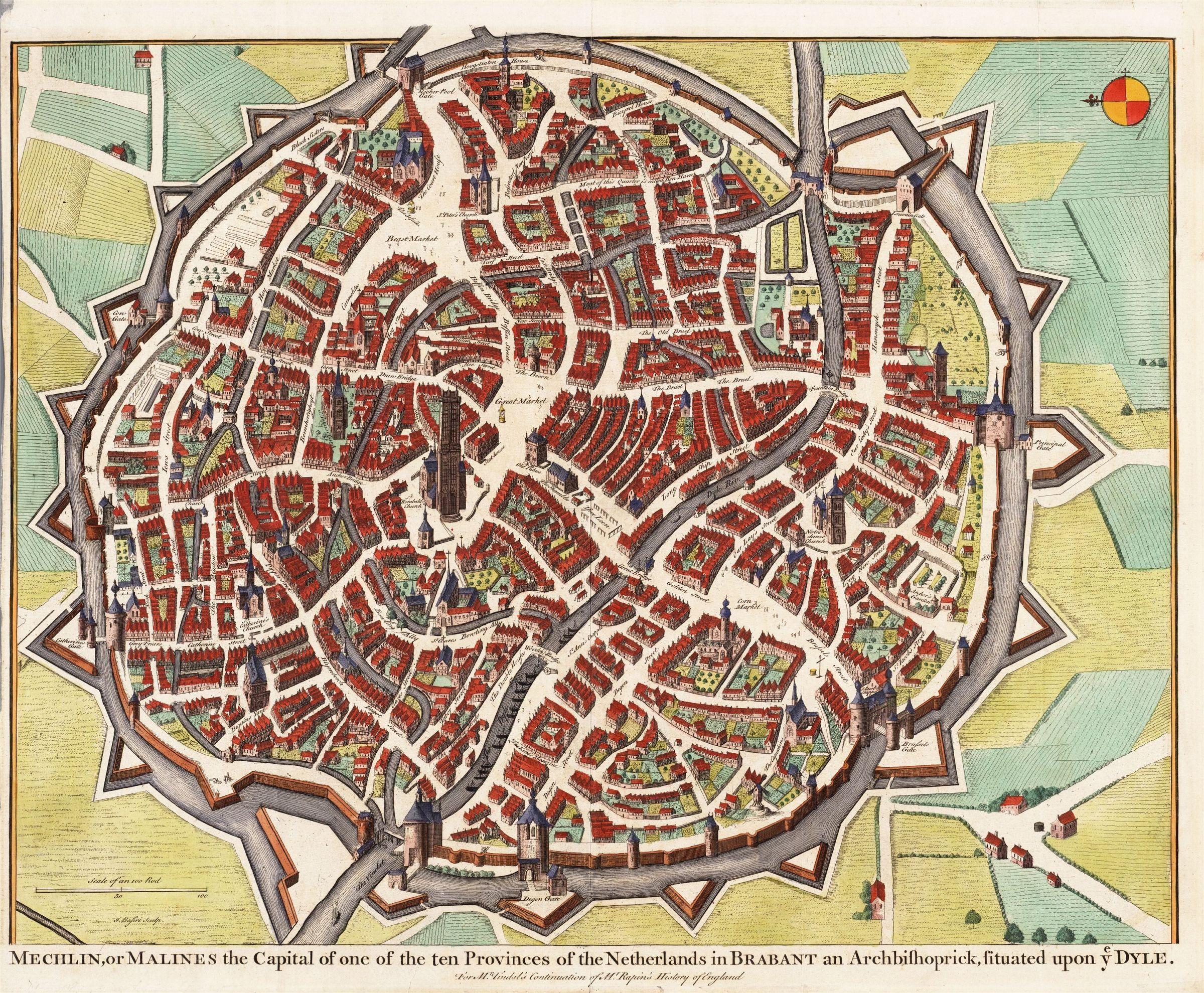FileMechelen Anno 1745jpg Wikimedia Commons