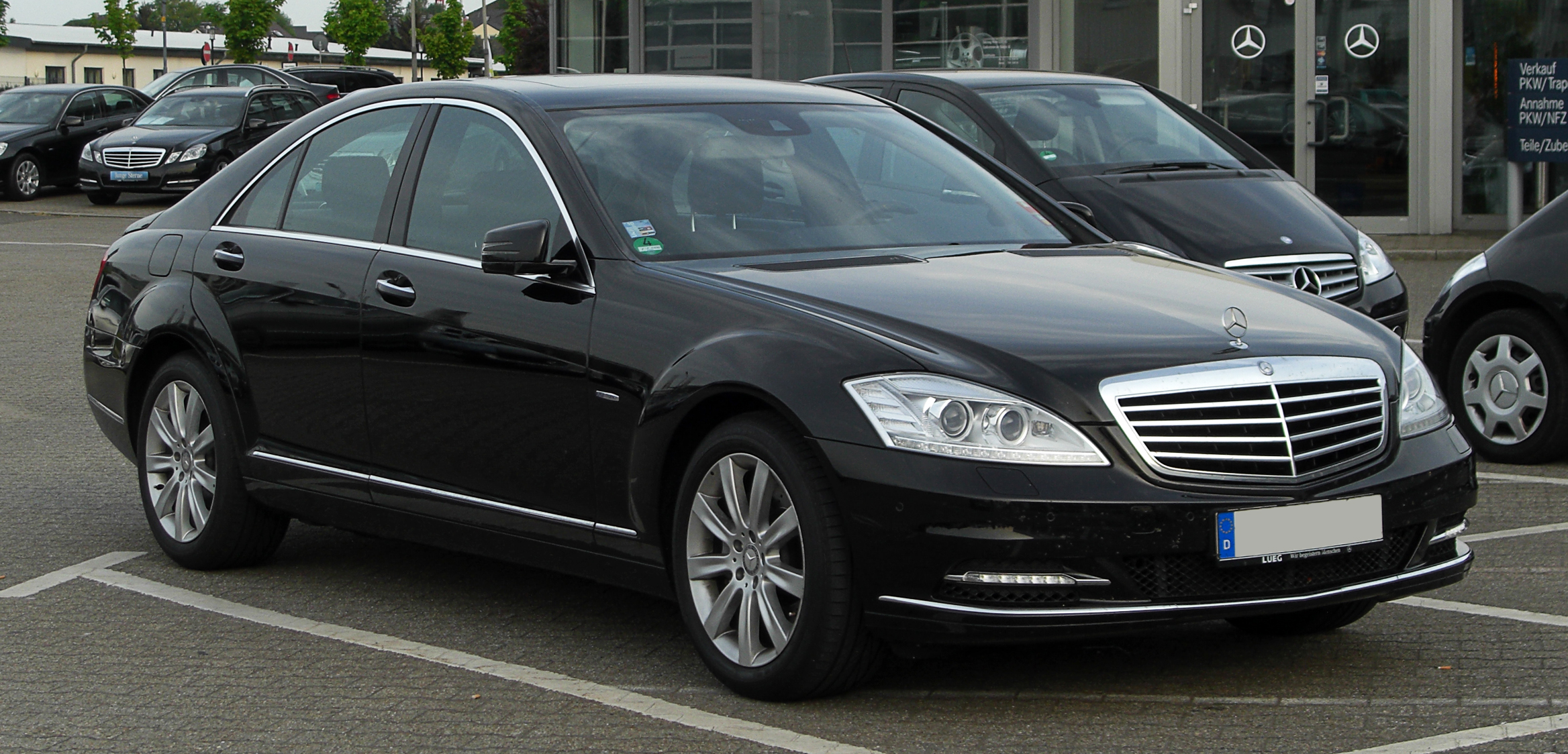 file mercedes benz s 350 cdi blueefficiency 4matic w 221. Black Bedroom Furniture Sets. Home Design Ideas