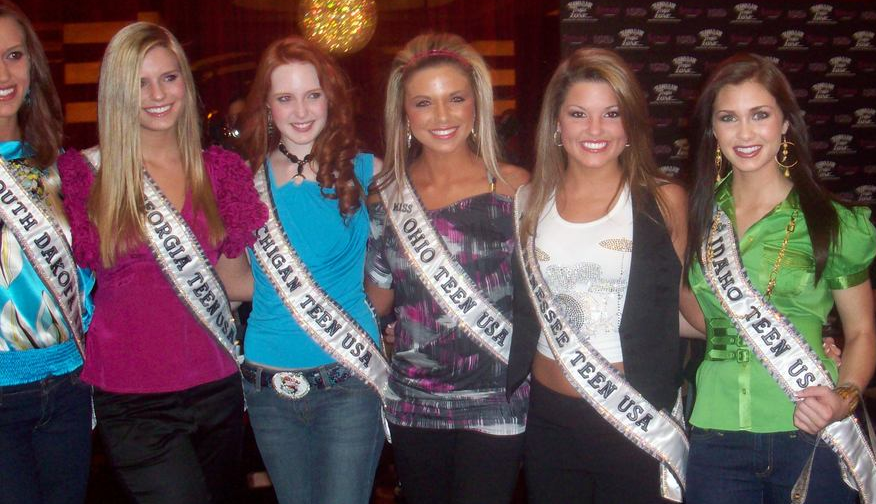 Who won miss teen usa 2008