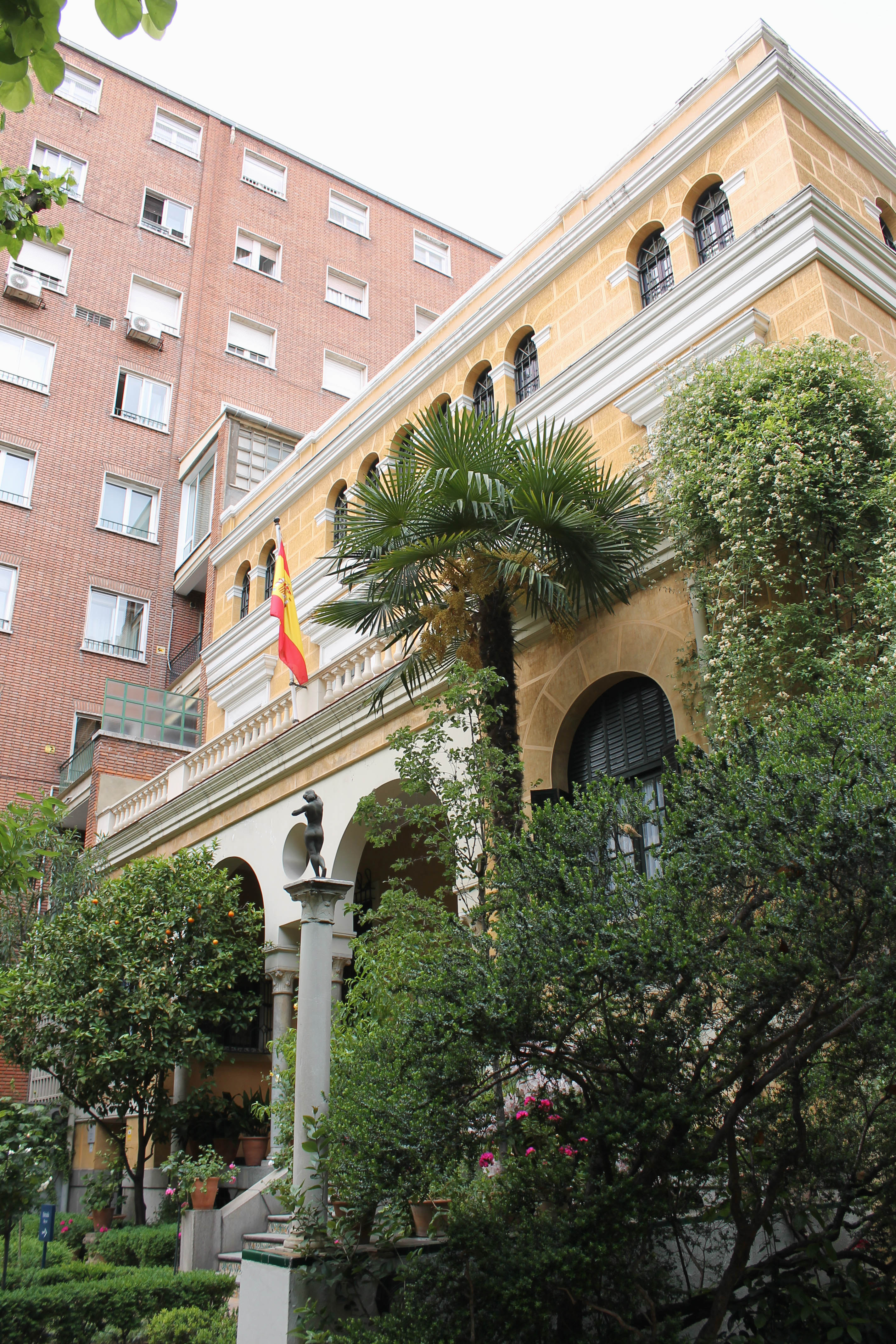 Museo Sorolla Madrid.File Museo Sorolla Madrid 03 Jpg Wikimedia Commons