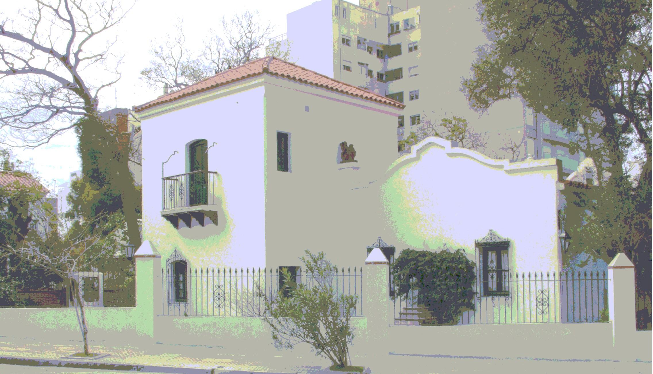Museo Zorrilla en 2006.