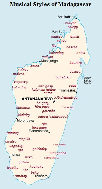 Distribution of Malagasy musical forms Musical styles of Madagascar.jpg