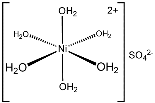 nickel ii  sulfate