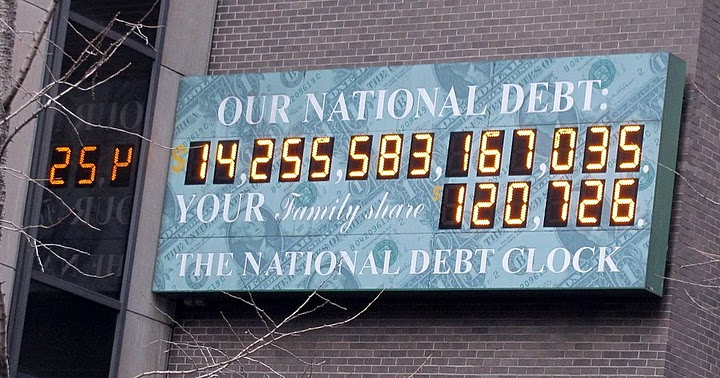 Government Loans To Pay Off Debt >> International Implications of Our National Debt | Harvard ...