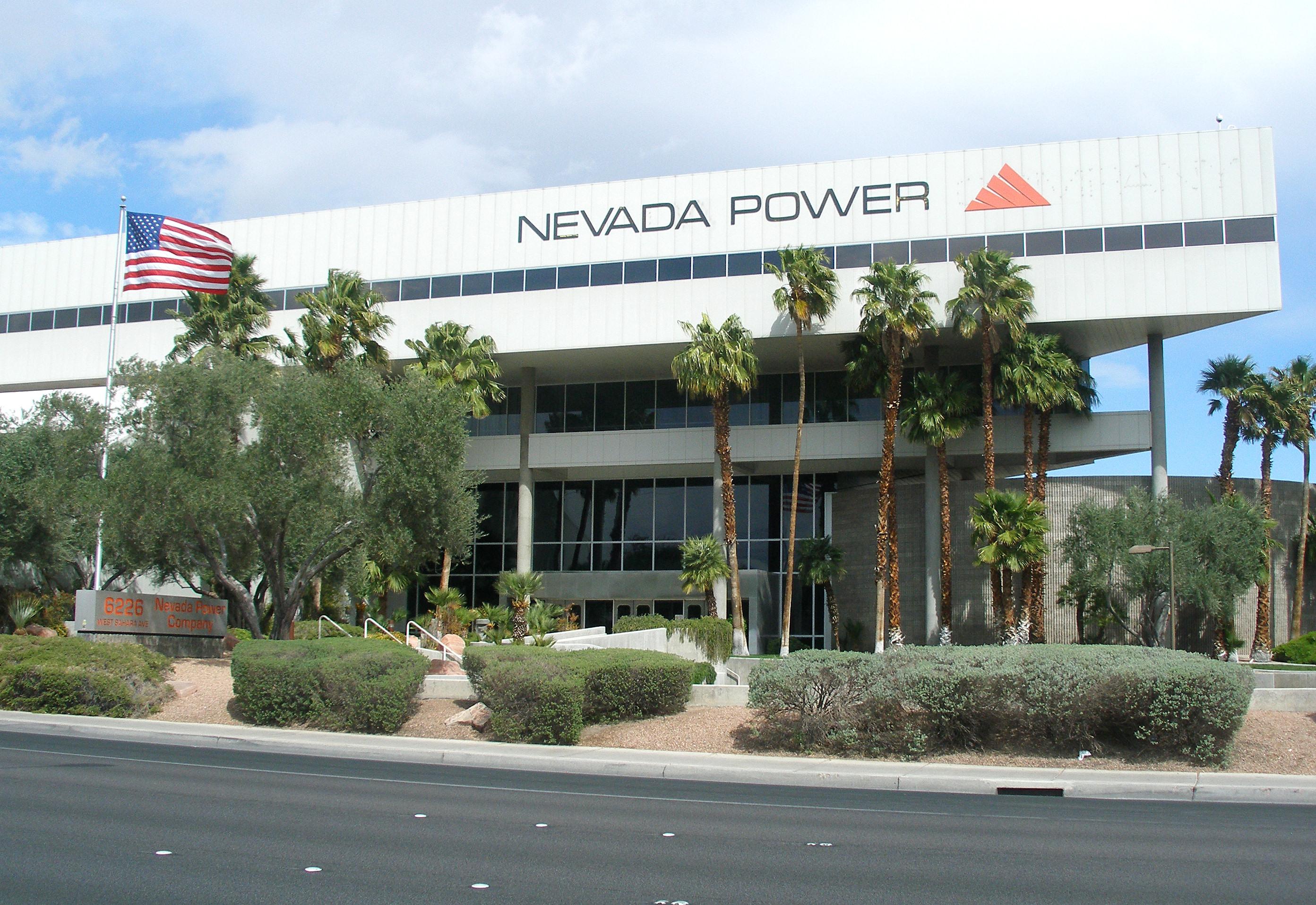 Nv Energy Phone Number >> Nevada Power Company Wikipedia