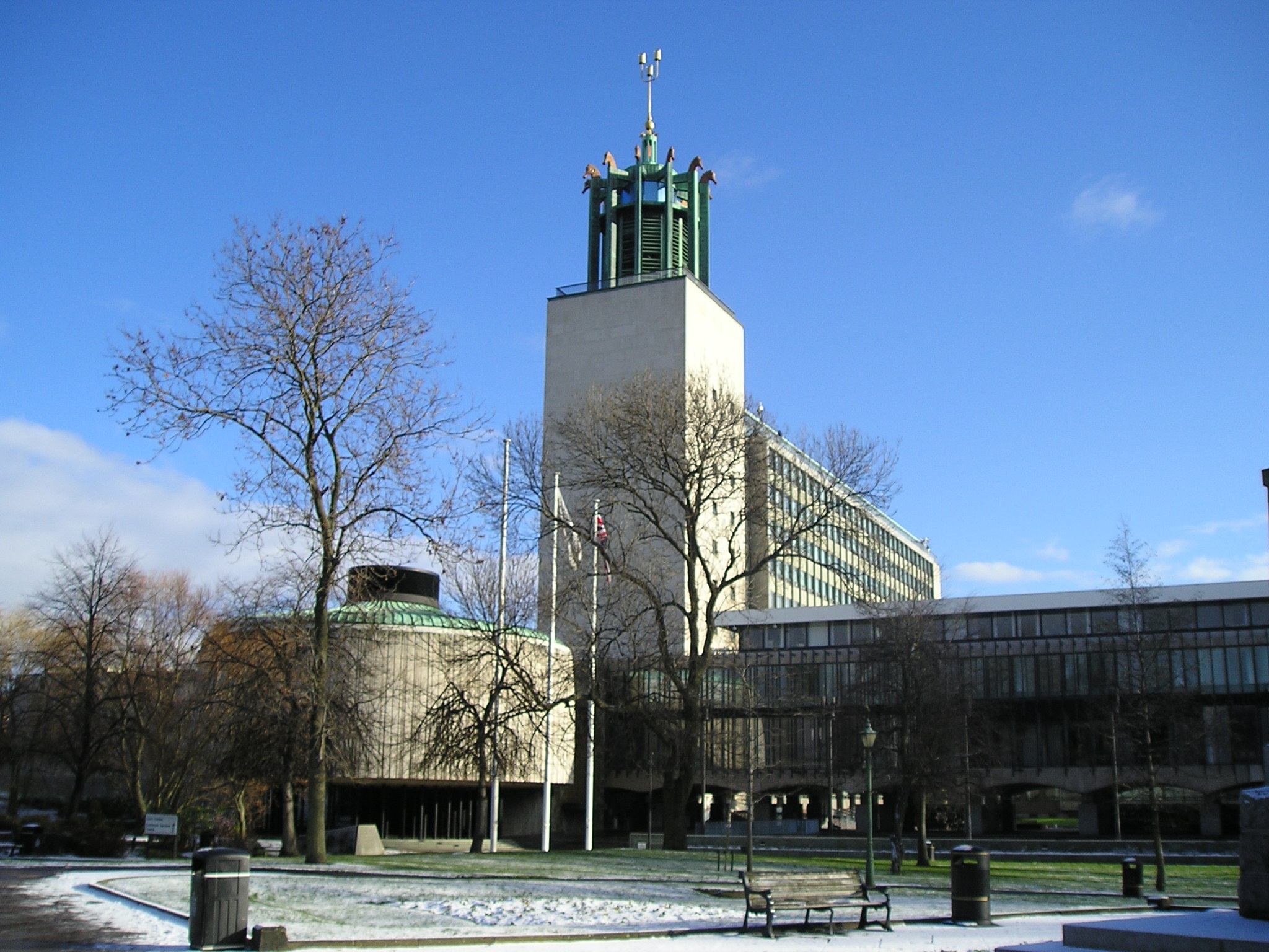Image result for newcastle civic centre