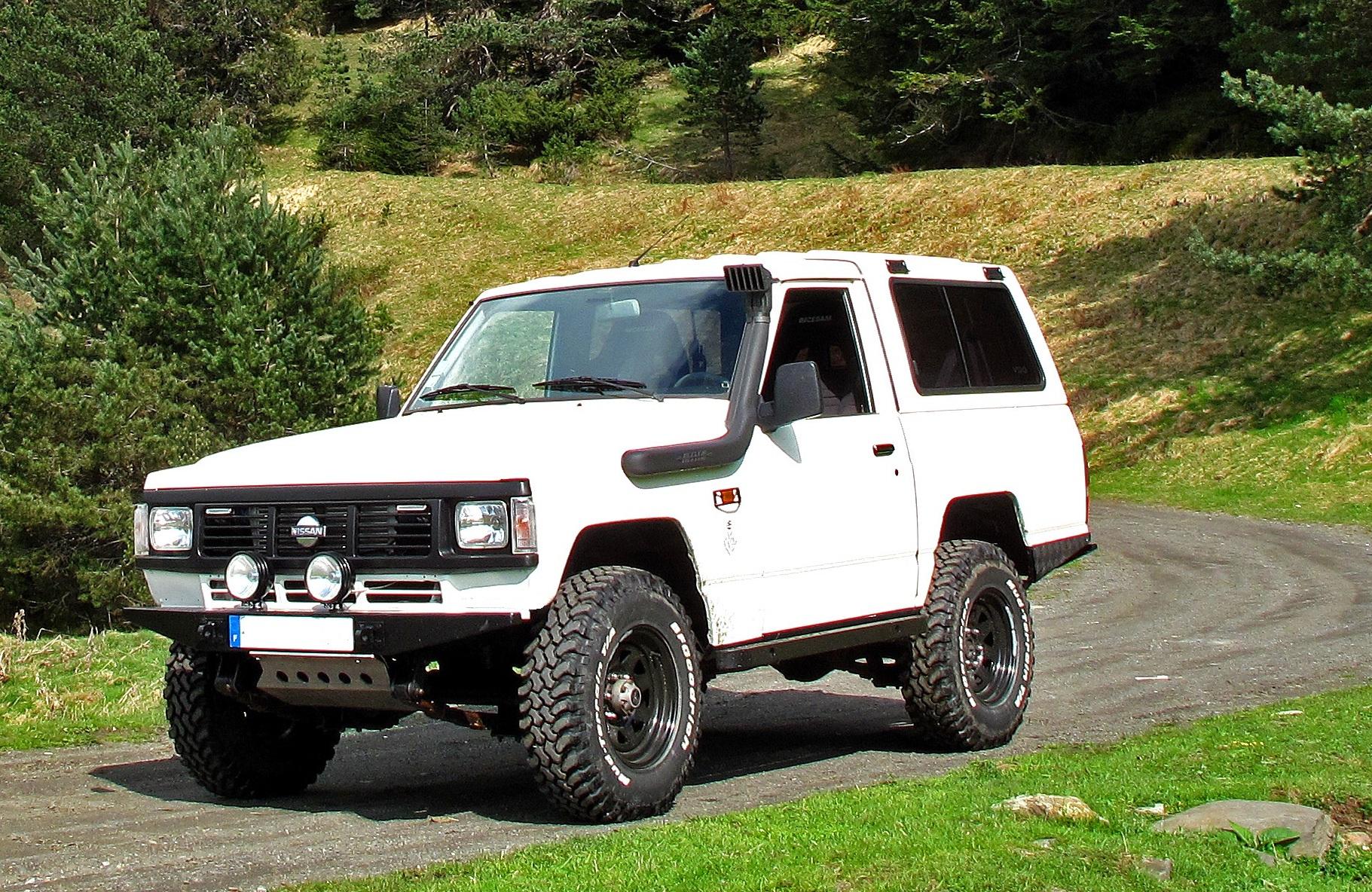 nissan safari patrol 160 convertible suv