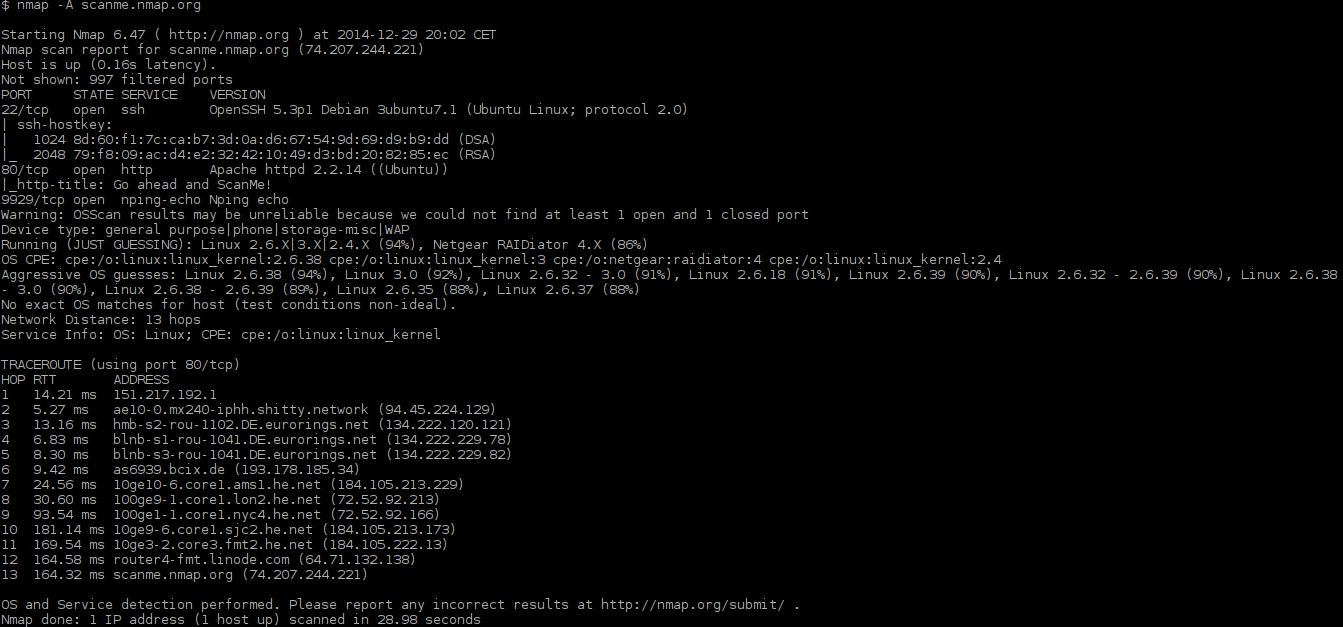 Image result for nmap