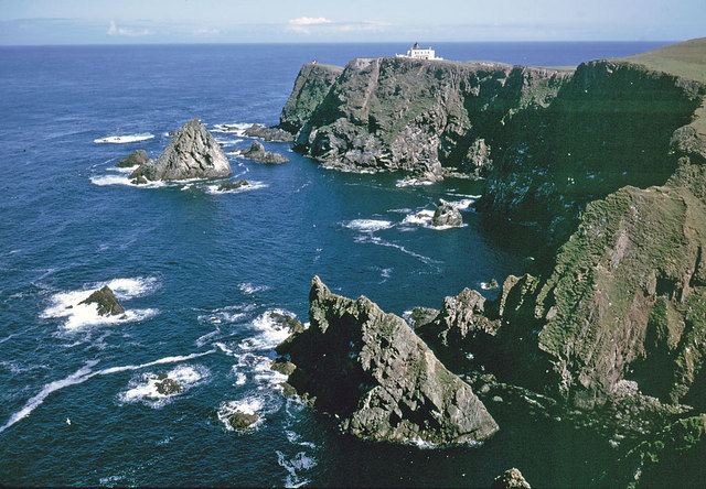 File:North coast of Fair Isle - geograph.org.uk - 871074.jpg ...