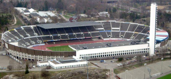 Olympiastadion Kapasiteetti