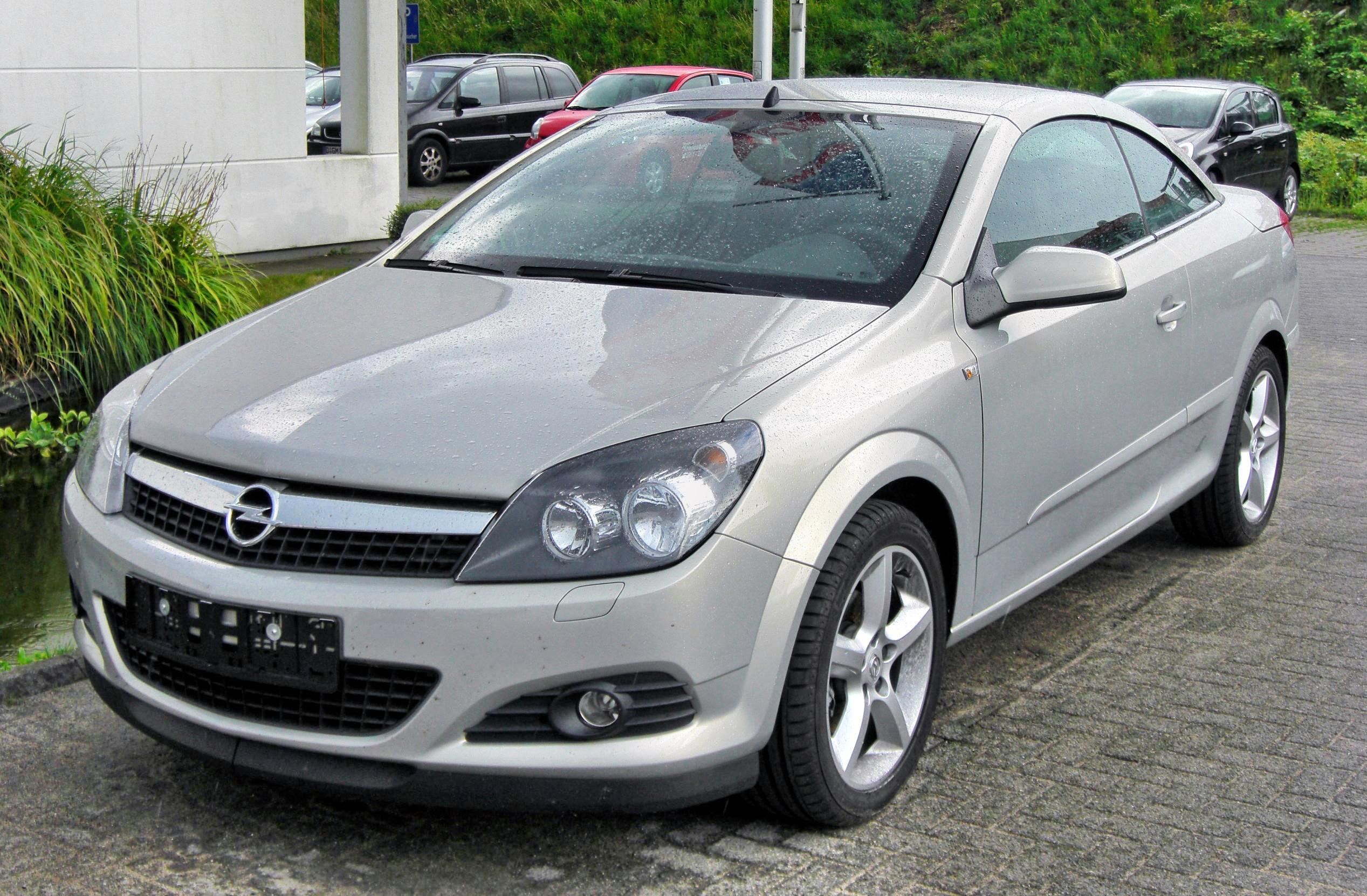 file opel astra h twintop facelift 20090712 front jpg. Black Bedroom Furniture Sets. Home Design Ideas