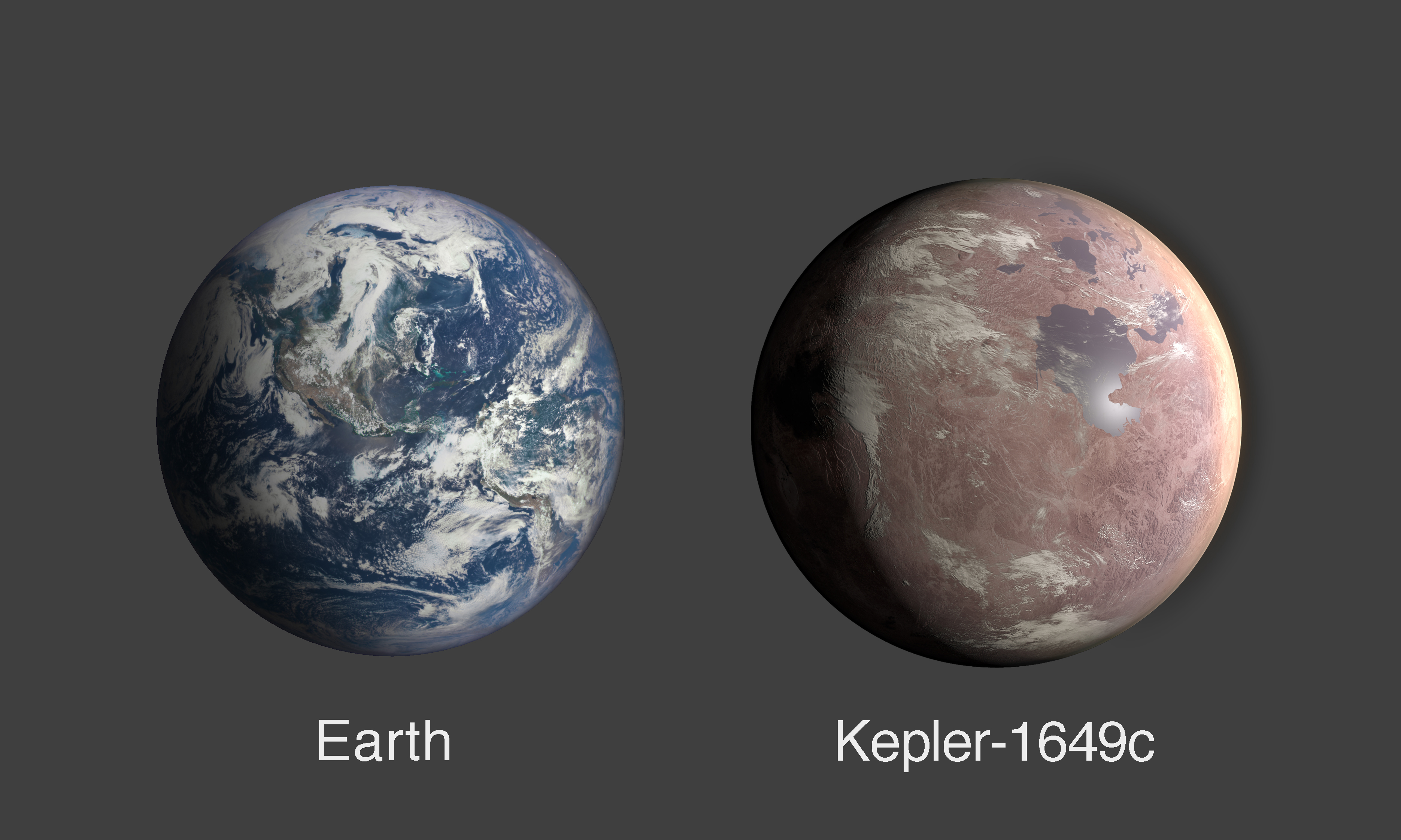 NASA discovered new planet
