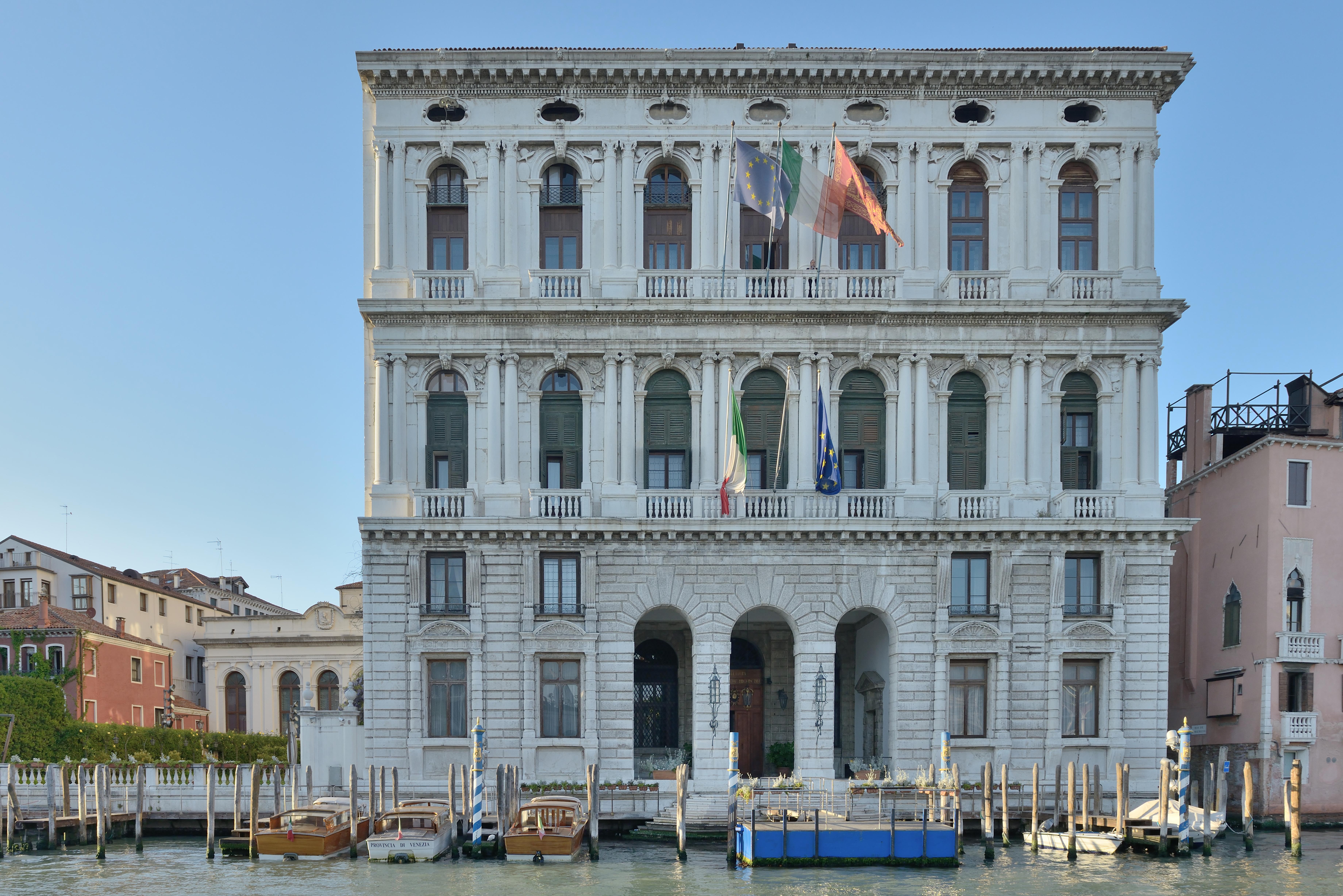 Ufficio Per Carta Venezia : Città metropolitana di venezia wikipedia