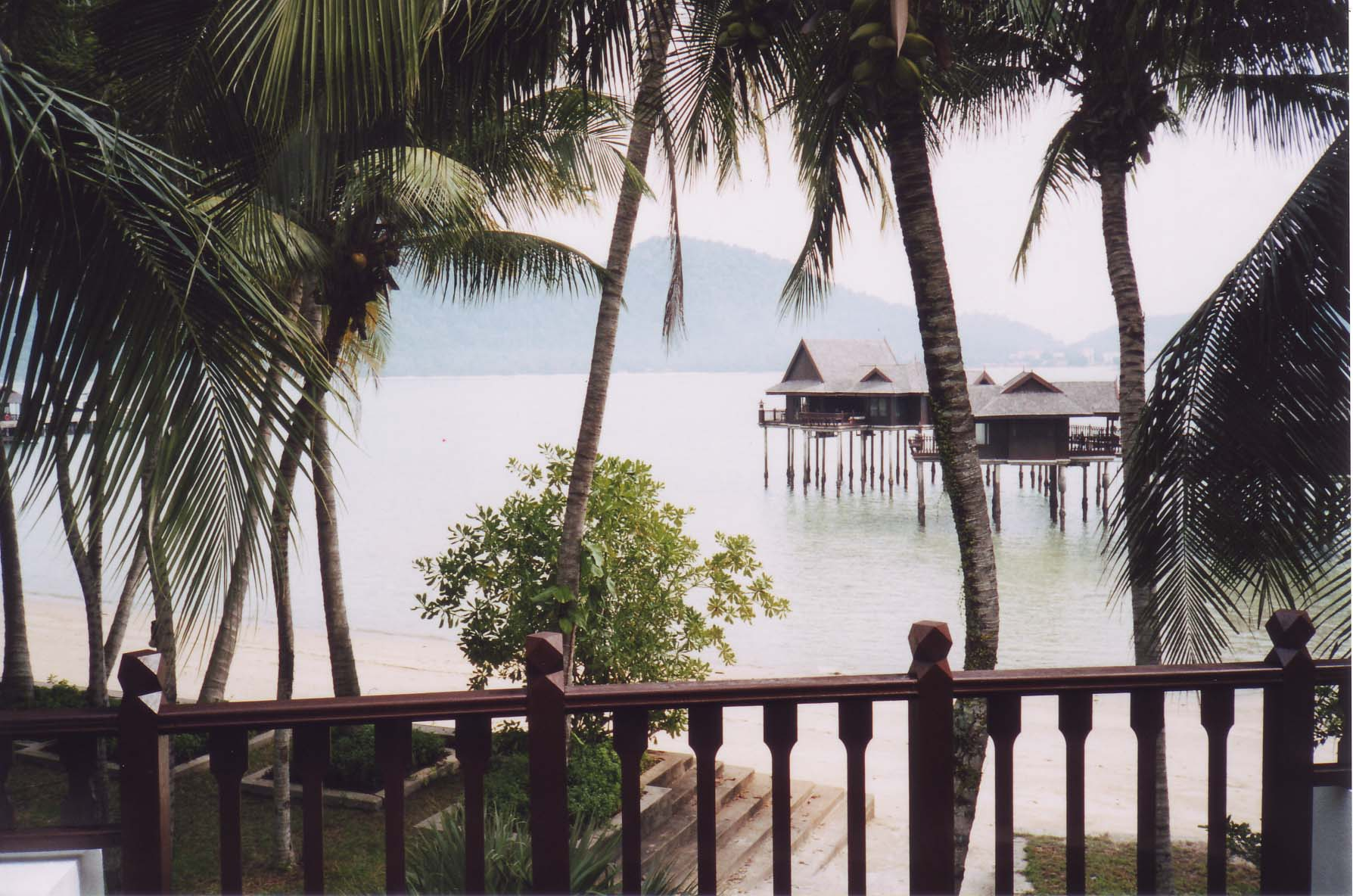 Pangkor Island Resort List