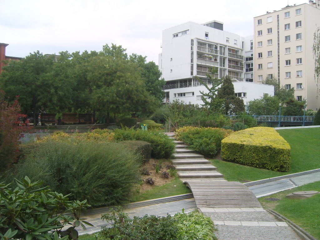 Jardin juan miro wikidata for Paris jardin