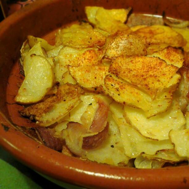 Patatas A Lo Pobre Wikipedia La Enciclopedia Libre