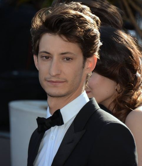 pierre niney dior