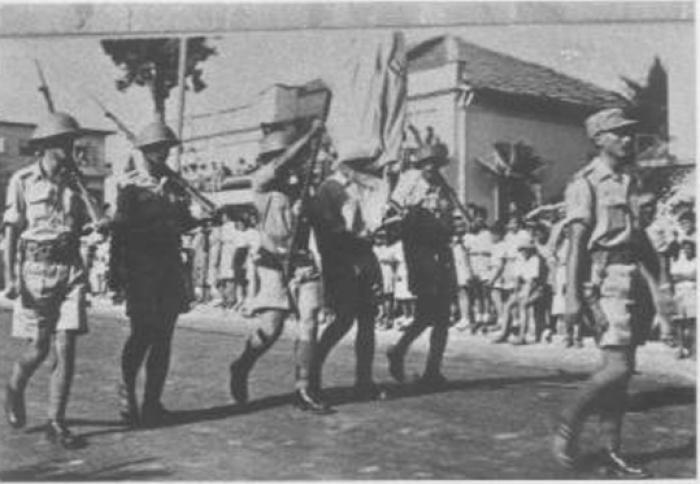 מצעד חטיבת גבעתי