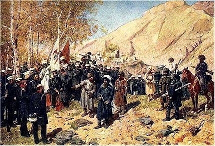 Russian circassian war