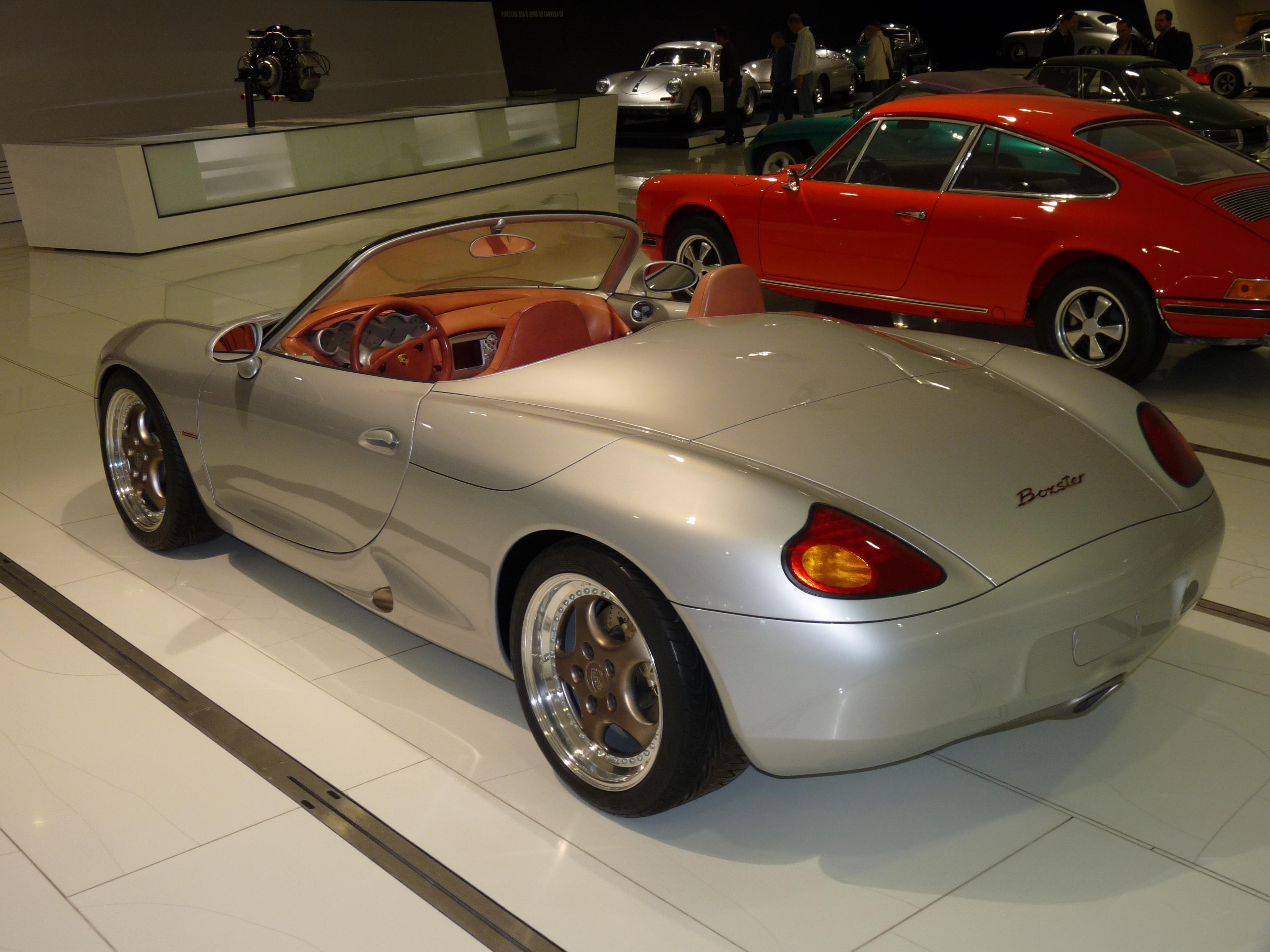 File Porsche Boxster Concept Prototype 1992 Backleft 2010