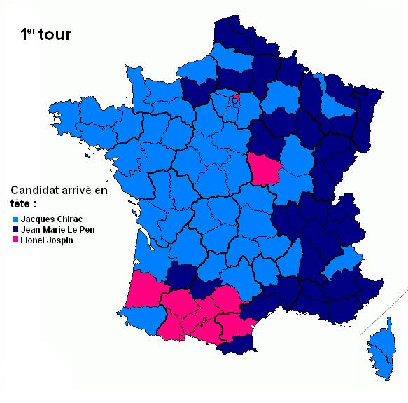 Resultat Des Elections En France Par Ville
