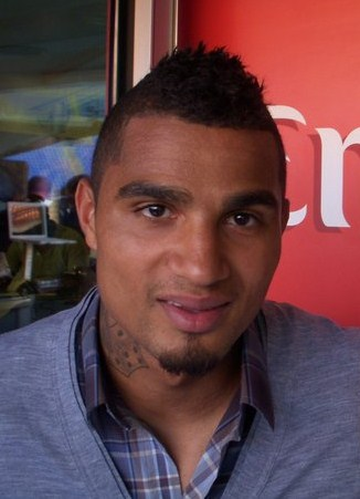 The 31-year old son of father Prince Boateng and mother Christine Rahn Kevin-Prince Boateng in 2018 photo. Kevin-Prince Boateng earned a 3 million dollar salary - leaving the net worth at 13 million in 2018