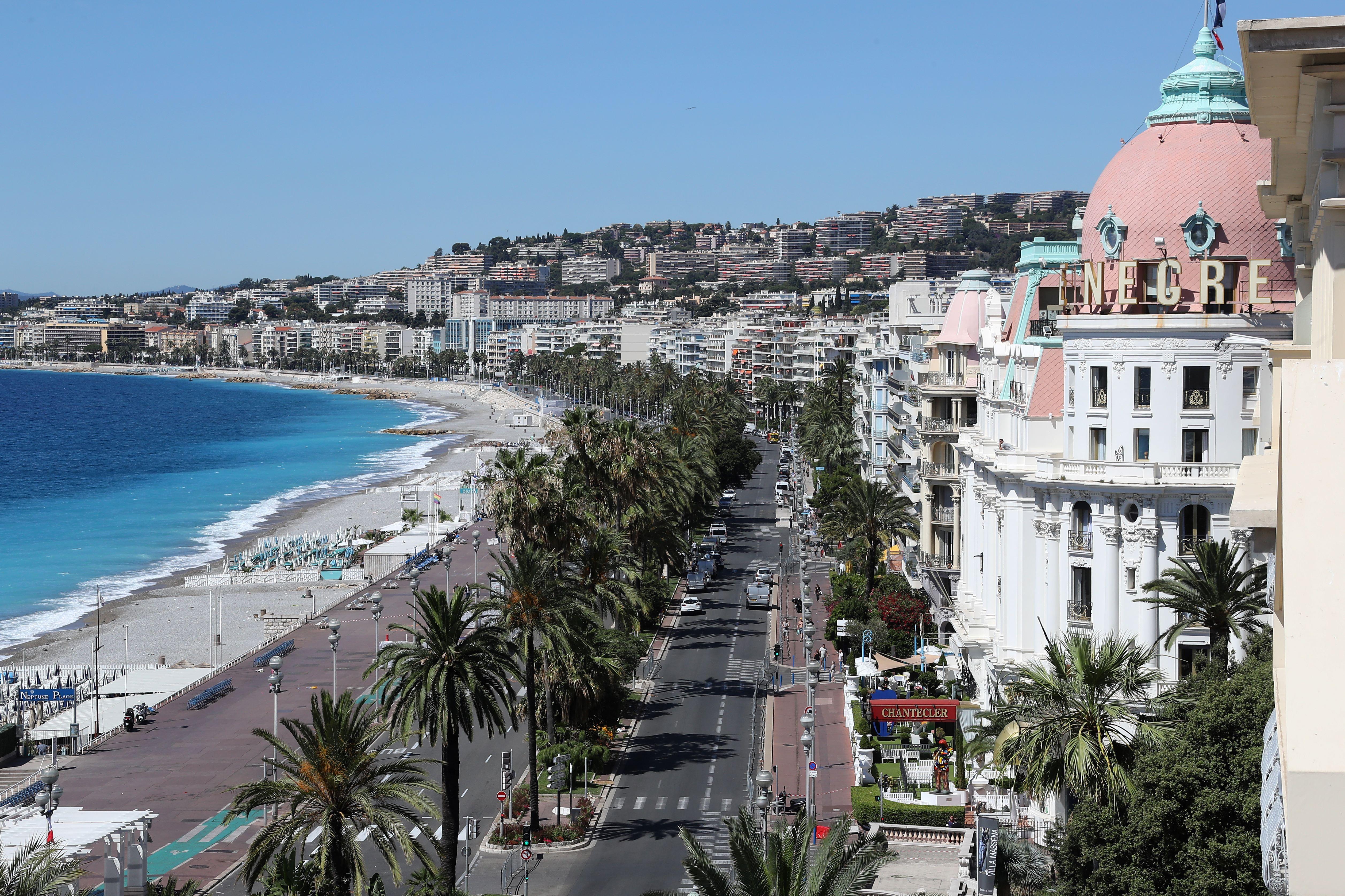 Nice Hotel Bord De Mer
