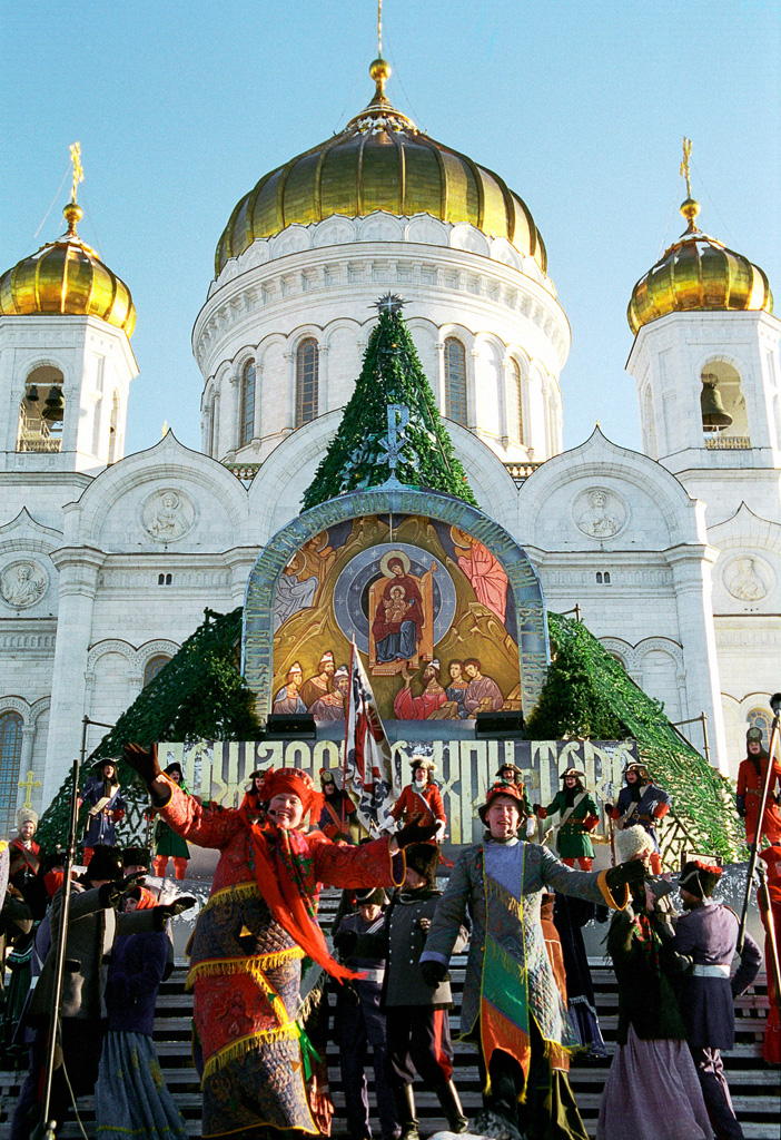 Orthodox Christmas 2020 Russia Christmas in Russia   Wikipedia