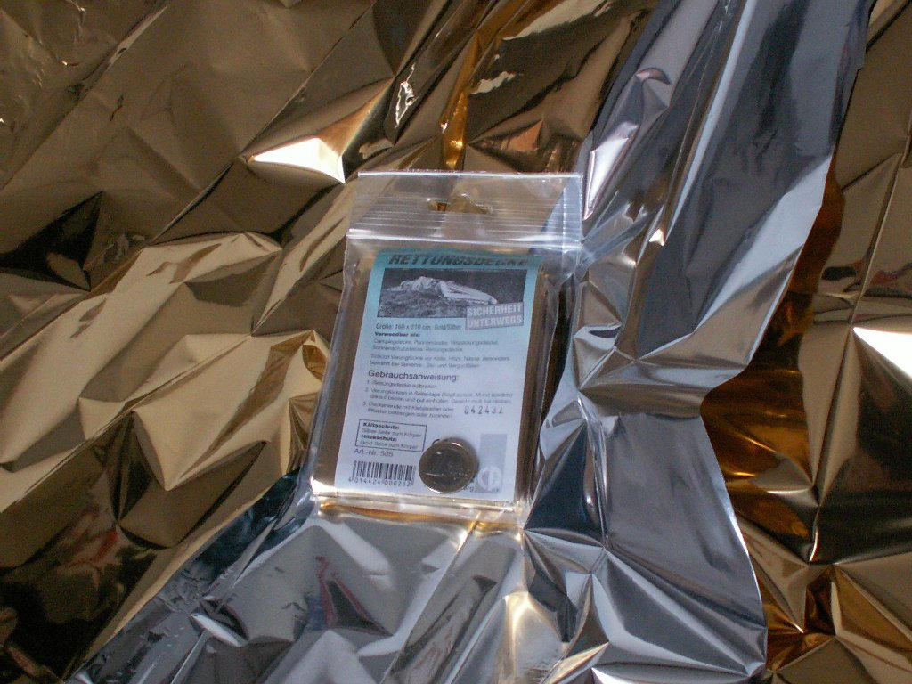 Space Blanket Wikipedia
