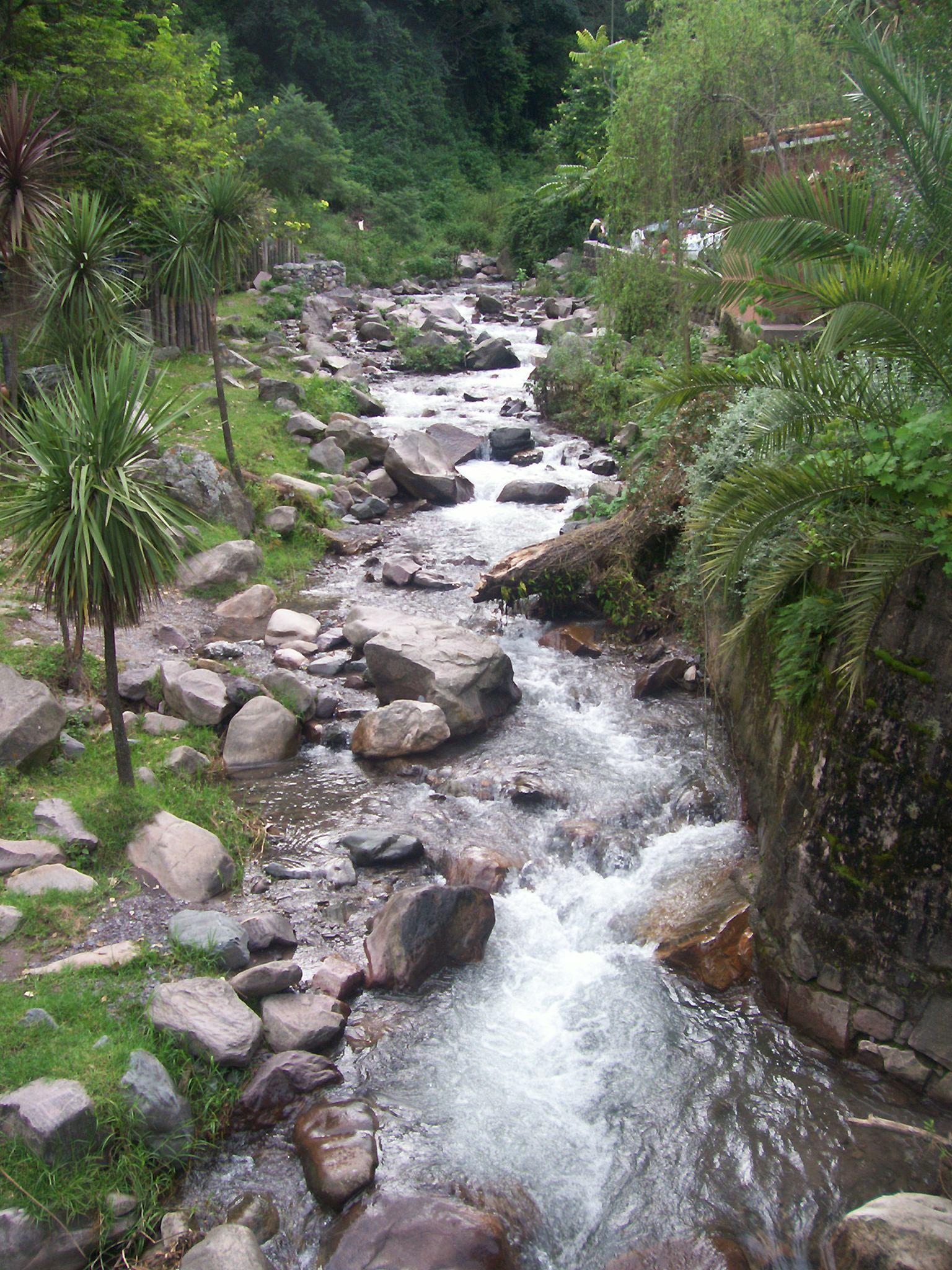 Río San Lorenzo (Argentina) - Wikipedia, la enciclopedia libre