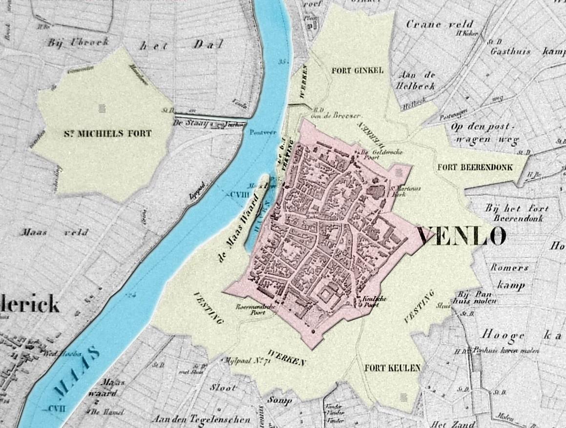 Geschiedenis Venlo
