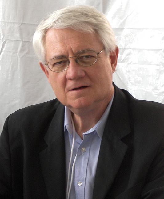Portrait of Roy Blount Jr.