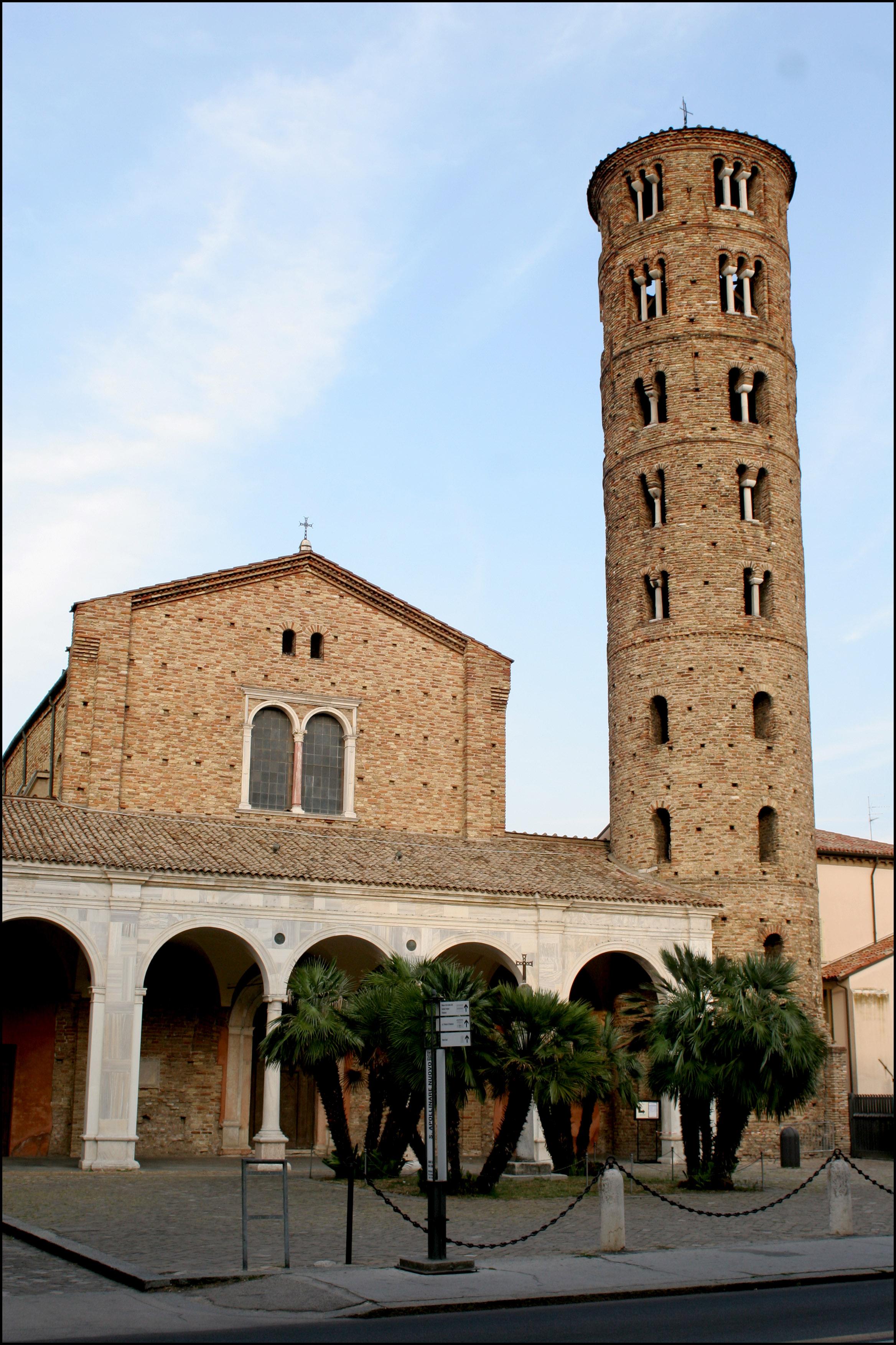 Basilica di Sant'Apollinare Nuovo - Wikiwand